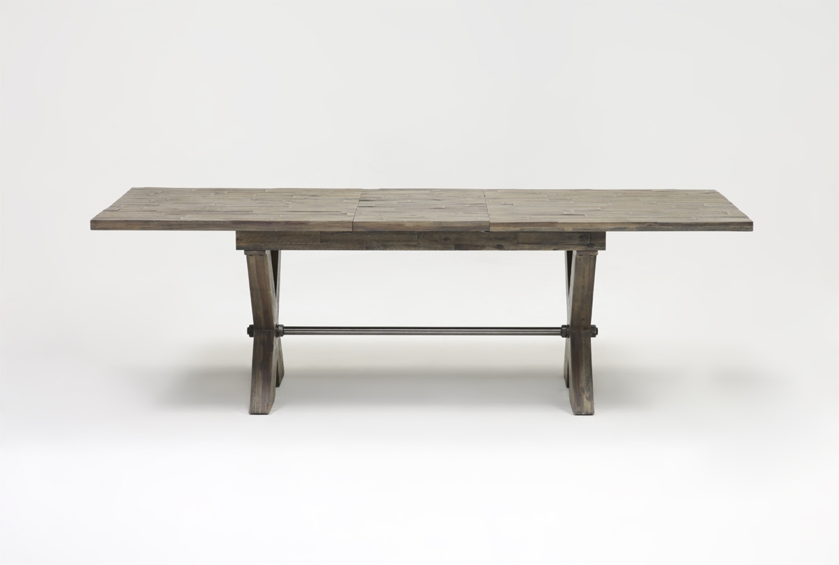 Famous Mallard Extension Dining Table (View 4 of 25)