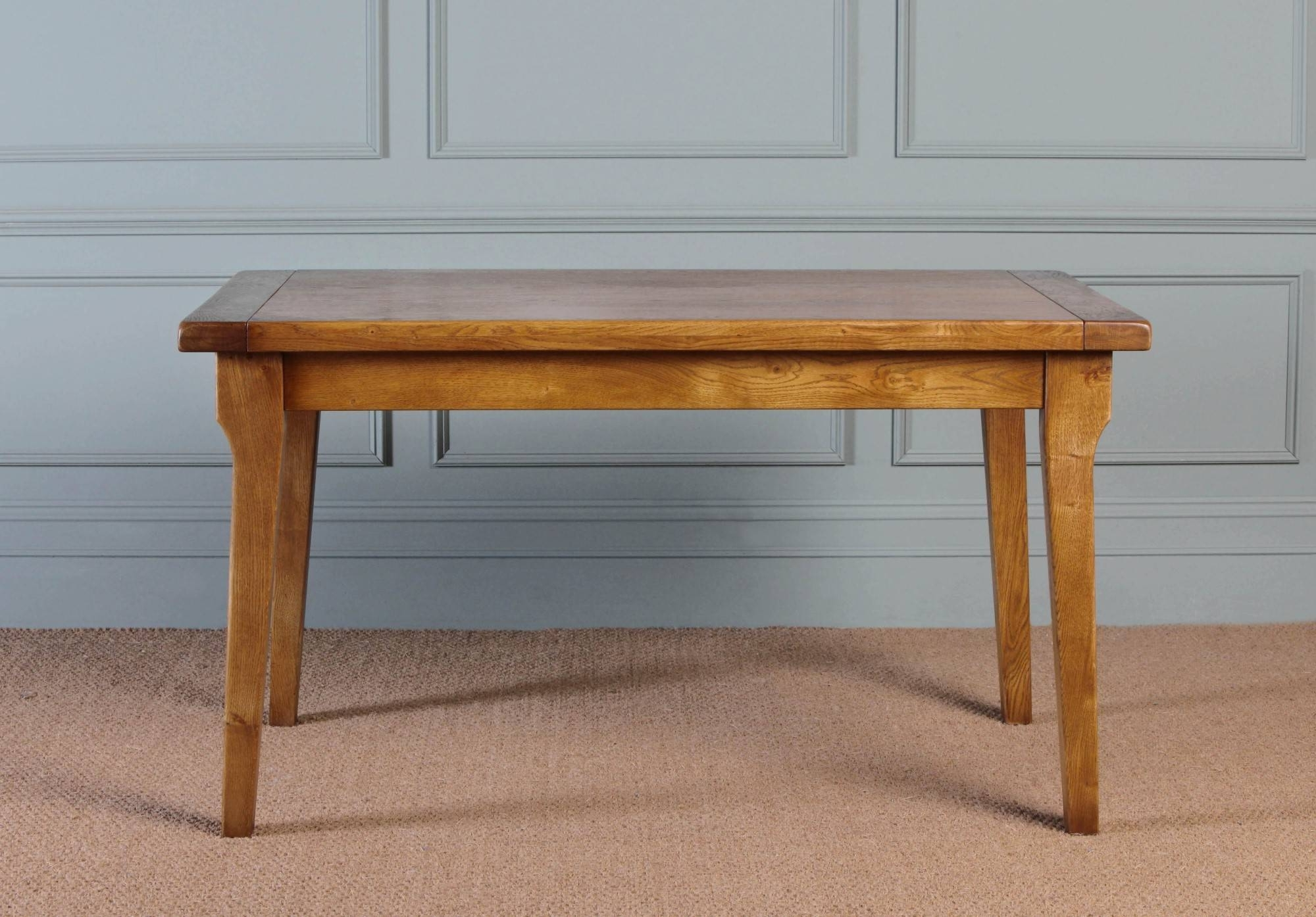 Famous Old Charm Chatsworth End Extending Dining Table At Lukehurst Regarding Chatsworth Dining Tables (View 11 of 25)