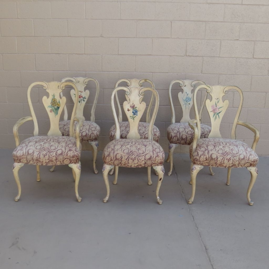 Famous Shabby Dining Tables And Chairs With Shabby Chic Dining Table Diy Wine Glass Set White Gypsum Dining Room (View 20 of 25)