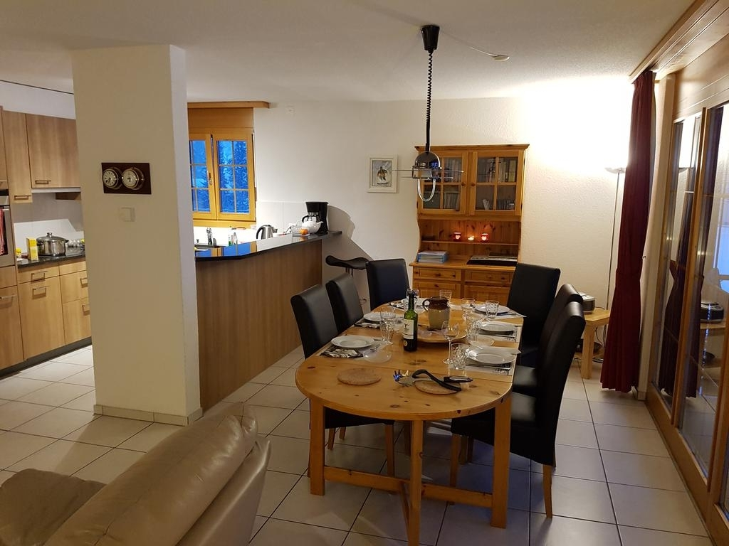Famous Weaver Ii Dining Tables Inside Apartment Weaver, Lauterbrunnen – Updated 2018 Prices (View 7 of 25)