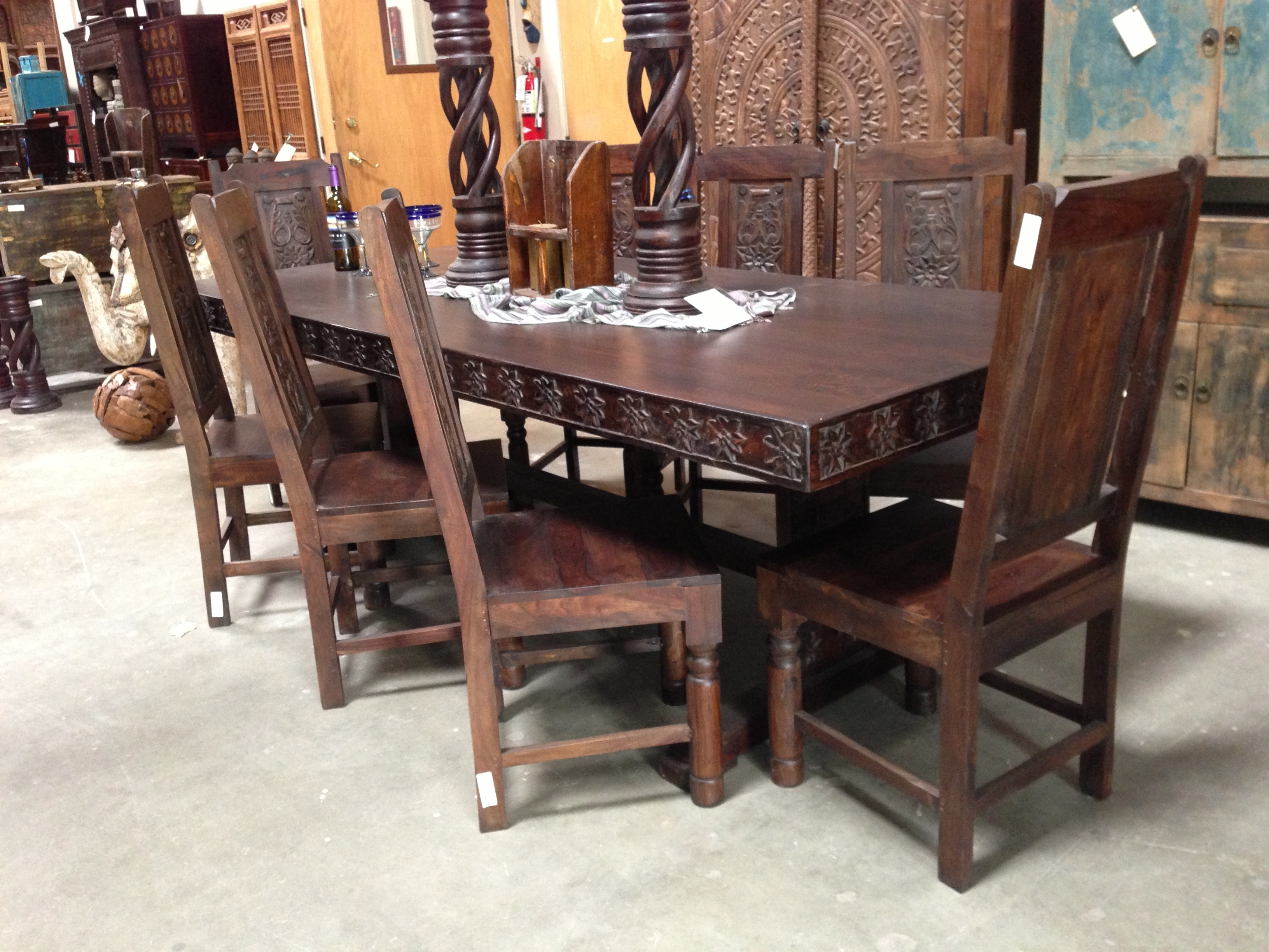 Famous Wood Dining Tables In San Diego (View 6 of 25)