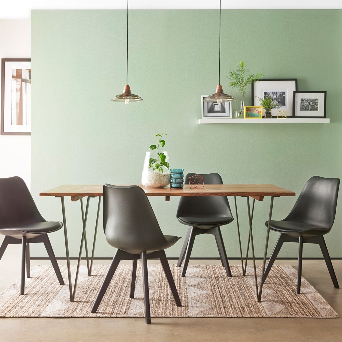 Famous Wyatt Dining Tables Within How To Find The Perfect Dining Table – Freedom (View 4 of 25)