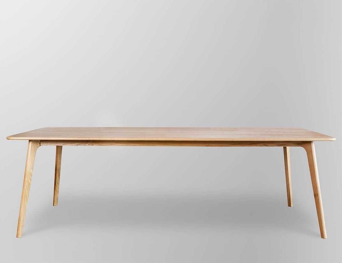 Fashionable Danish Style Dining Tables Intended For Danish Modern Chairs Modern Living Room Furniture (View 21 of 25)
