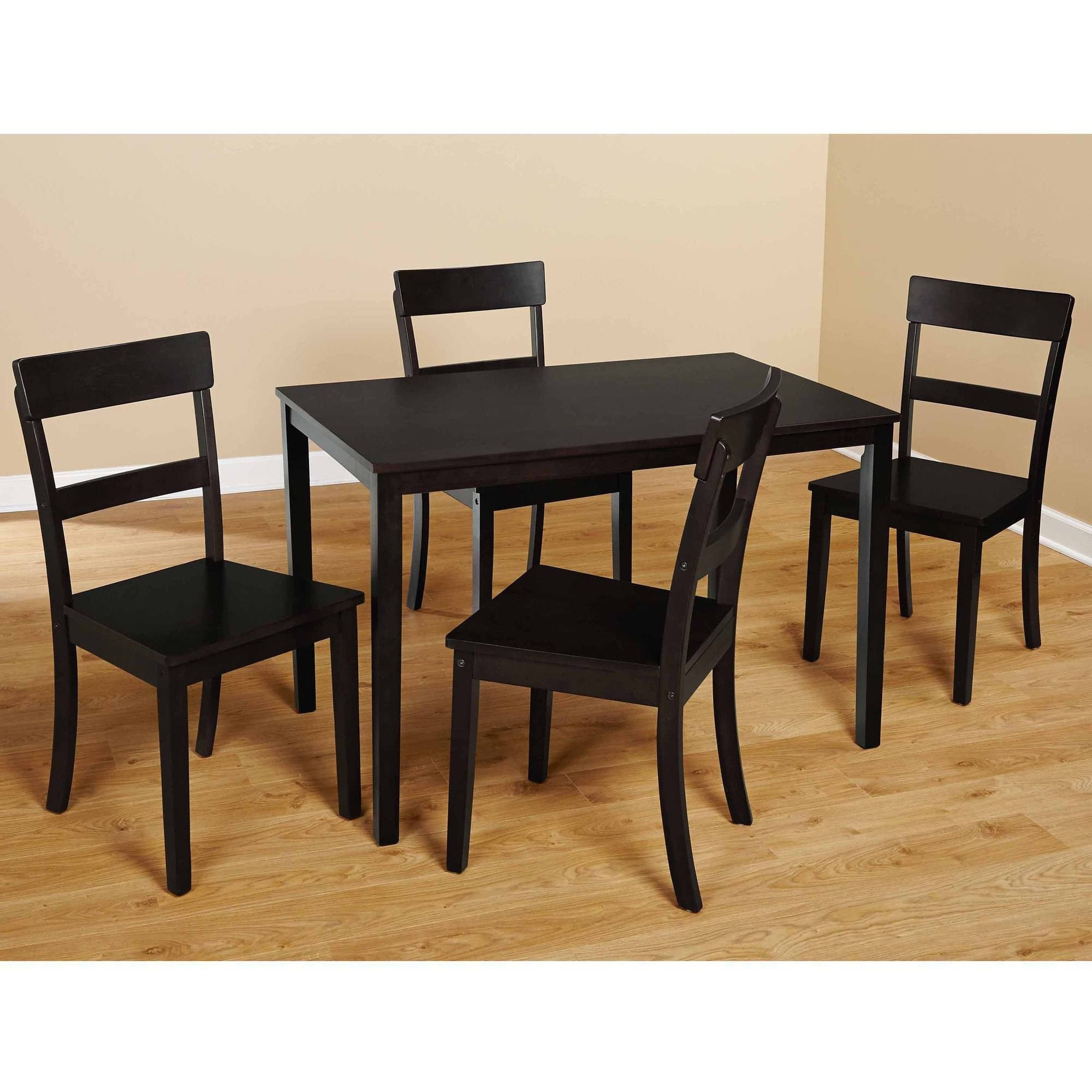 Fashionable Delfina 7 Piece Dining Sets With Regard To Dining Sets Under $200 – Walmart (View 13 of 25)