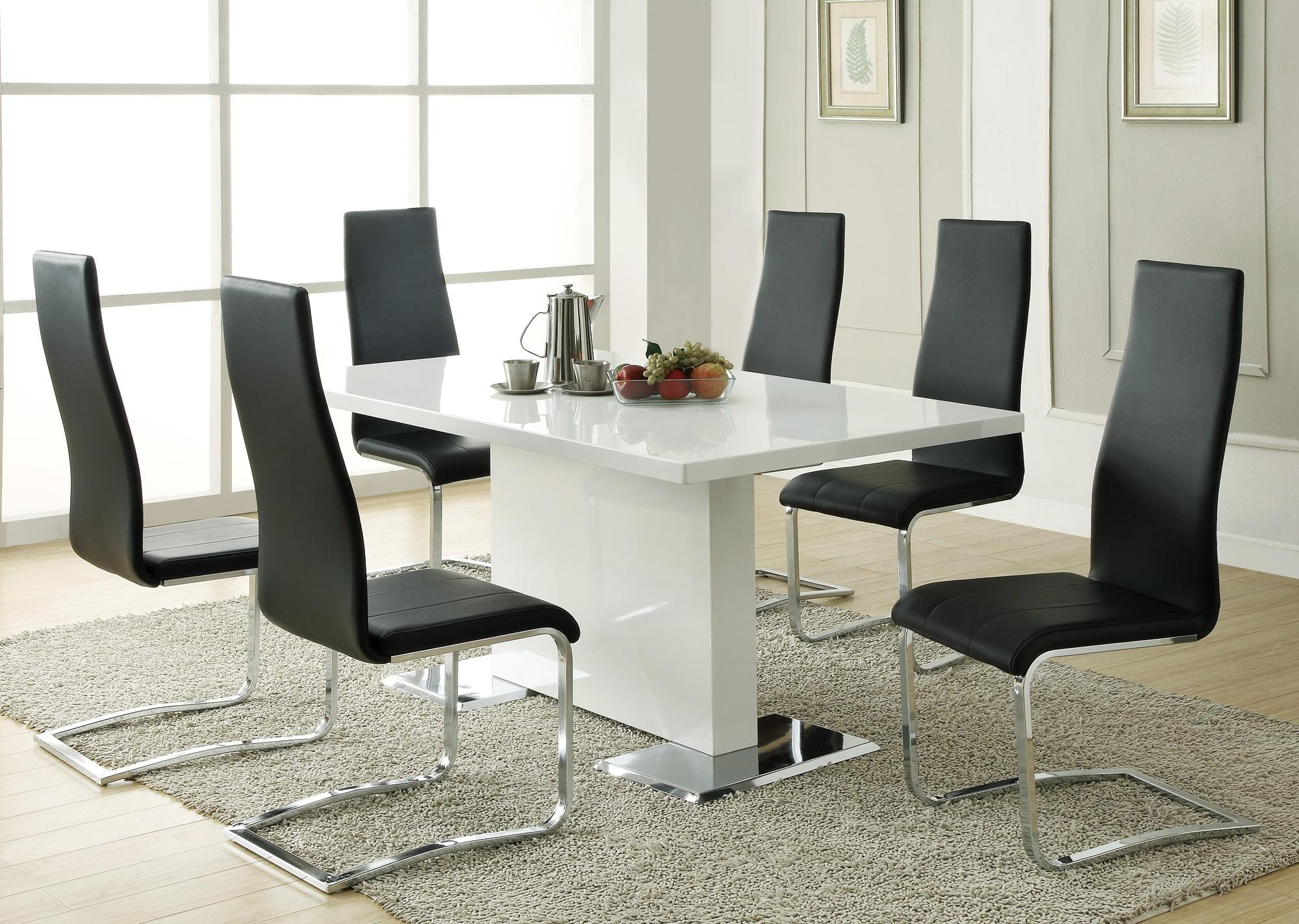 Fashionable Dining Sets (View 8 of 25)