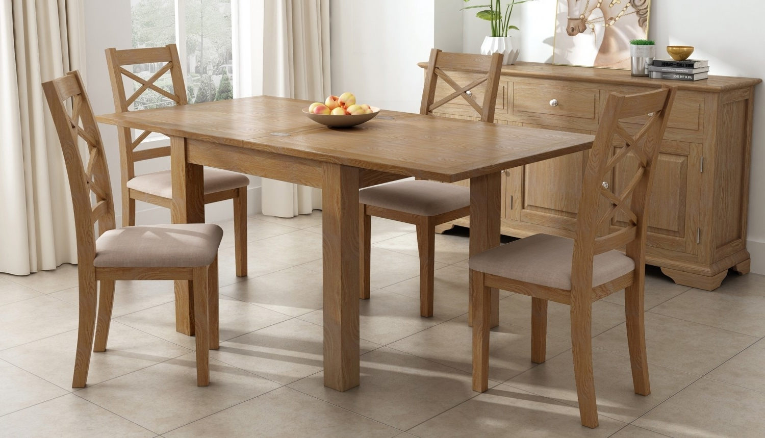 Fashionable Extending Dining Table 150/ (View 19 of 25)