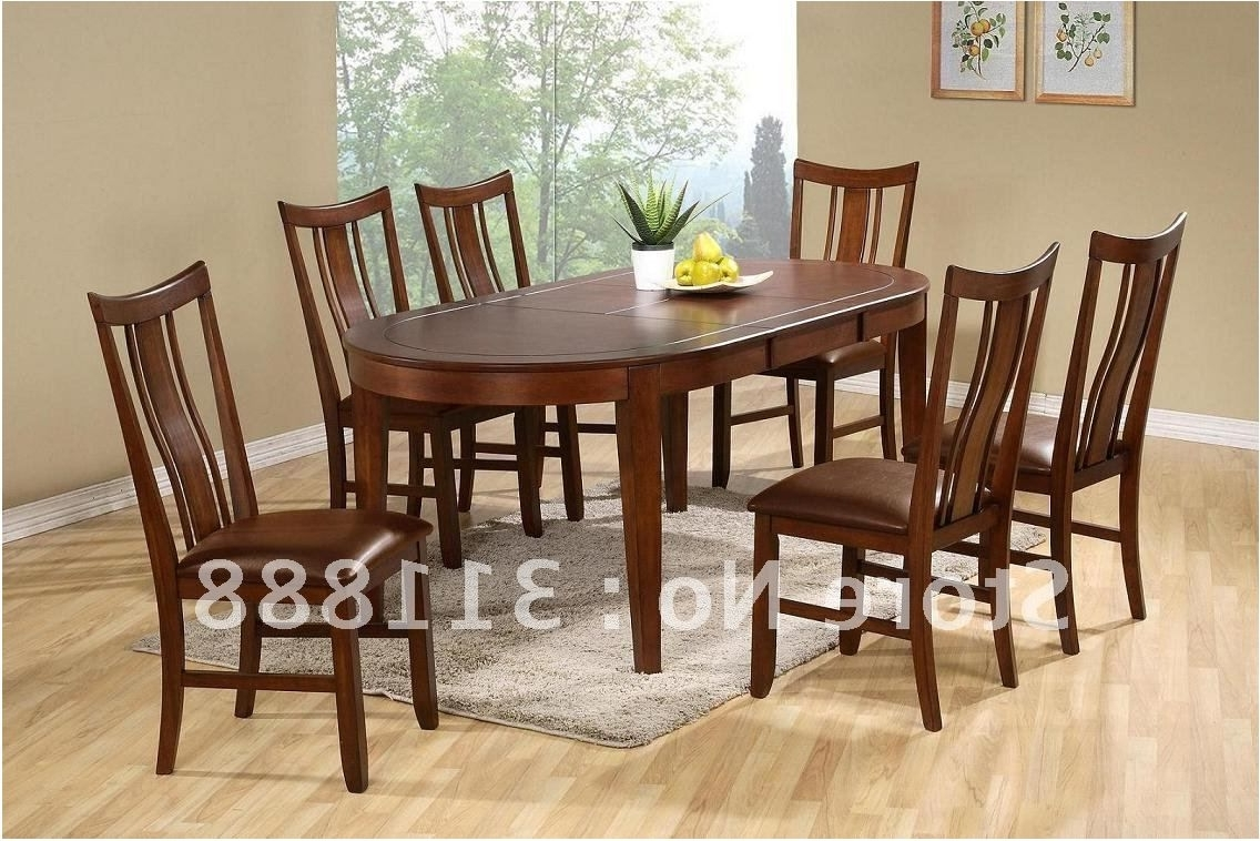 Fashionable Extraordinary Dark Wood Dining Room Set Wonderful With Photo Of Dark In Dark Wood Dining Tables And Chairs (View 15 of 25)