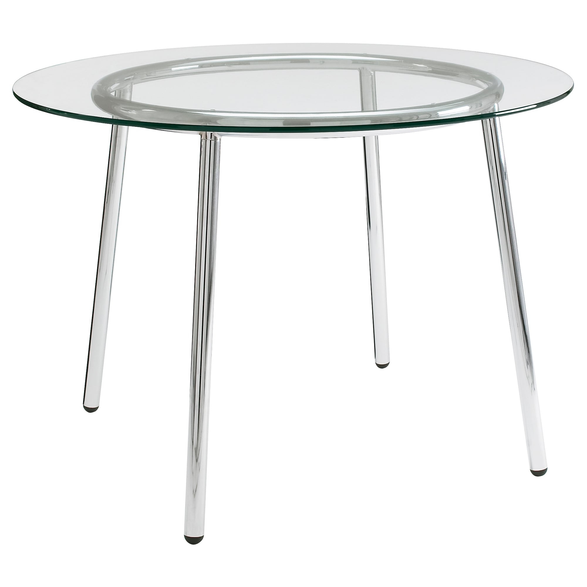 Featured Photo of Ikea Round Glass Top Dining Tables