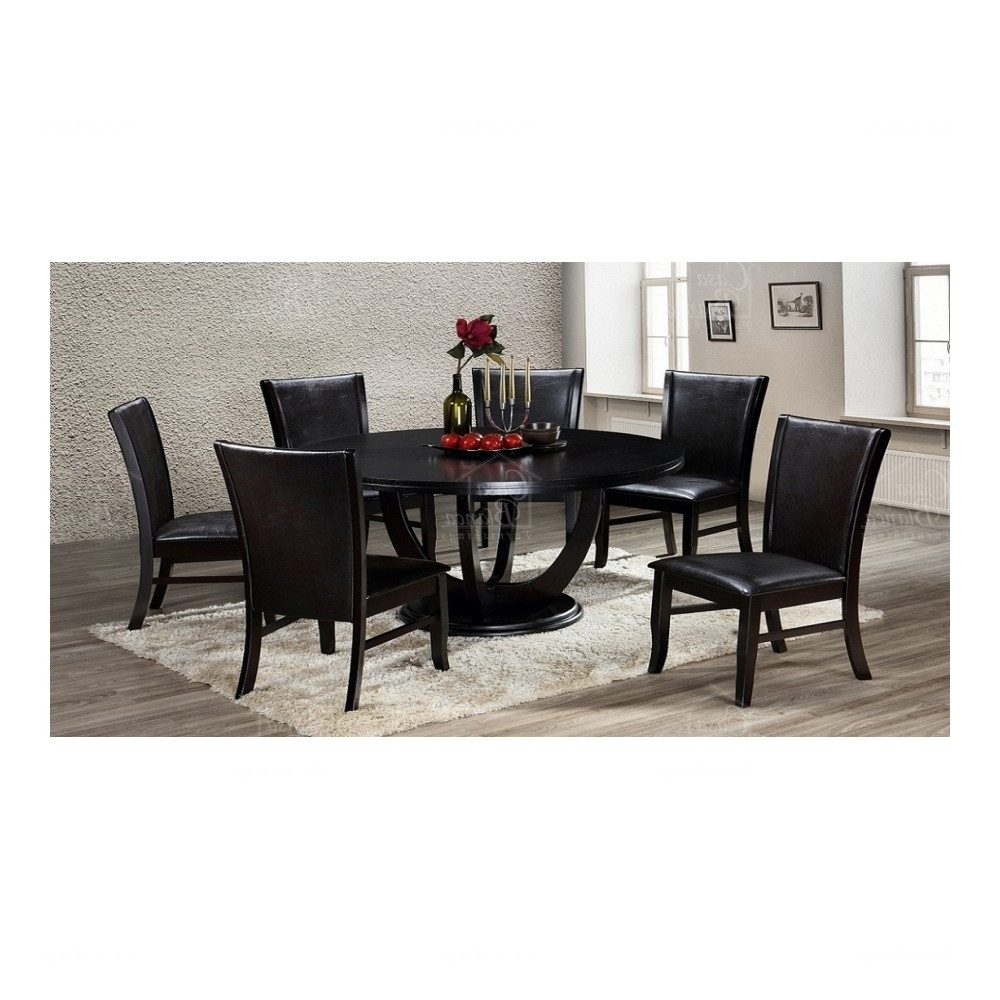 Fashionable Isabella 7 Piece Dining Set Round For Isabella Dining Tables (View 8 of 25)