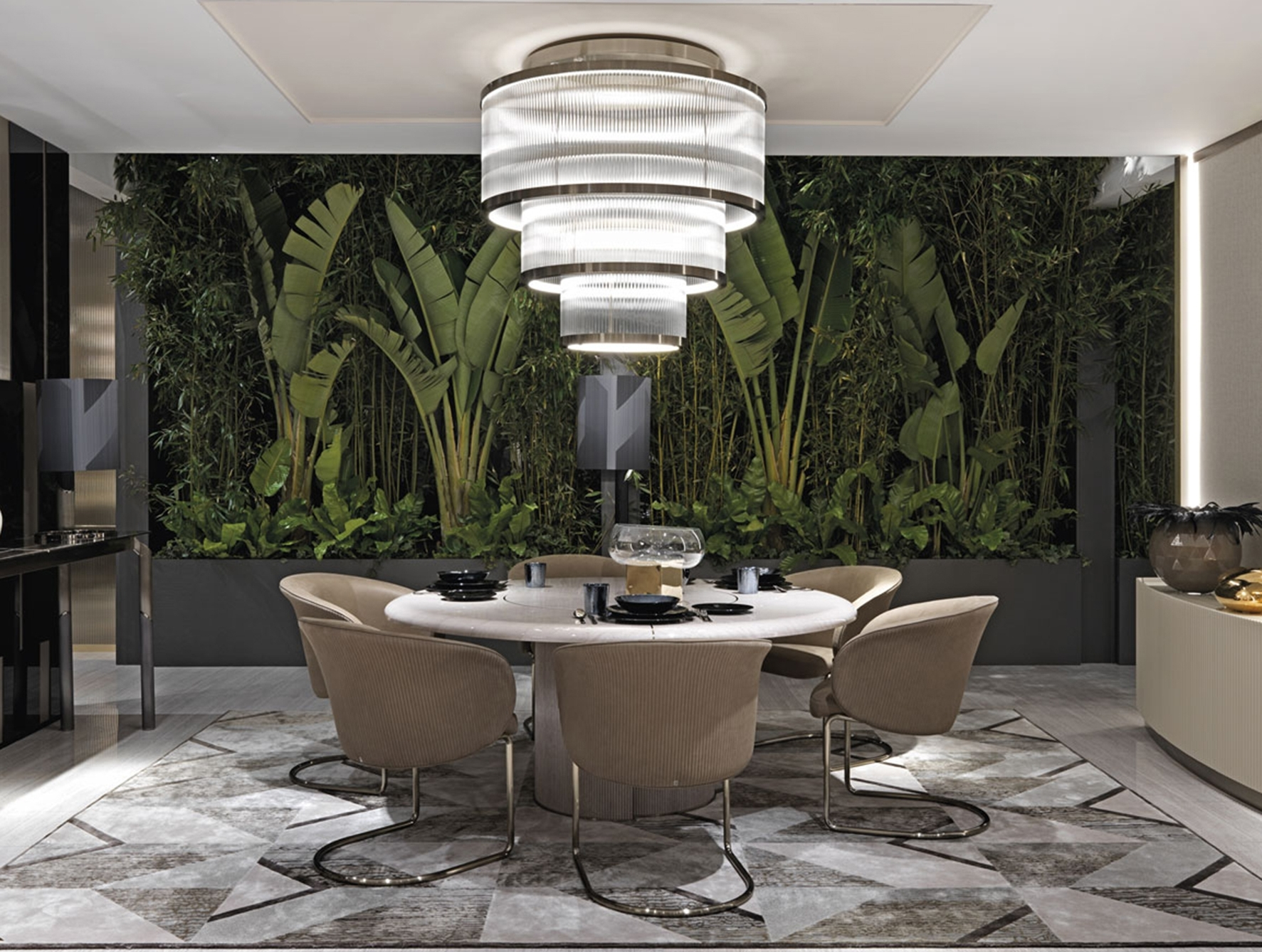 Fashionable Italian Dining Tables Intended For Designer Italian Dining Tables & Luxury High End Dining Tables (View 5 of 25)