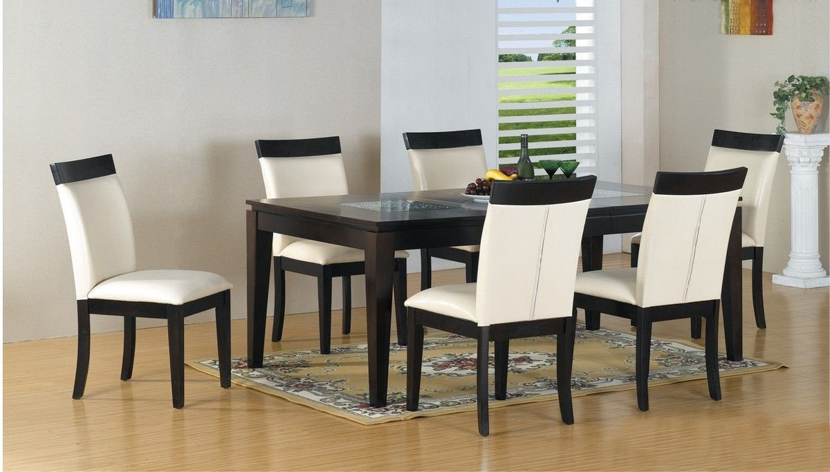 Fashionable Modern Dining Table Sets Ideas — Jherievans In Modern Dining Room Furniture (View 25 of 25)