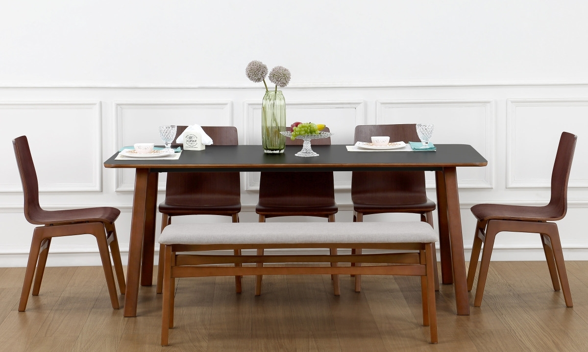 Fashionable Round 6 Seater Dining Table – Theoracleinstitute Within Round 6 Person Dining Tables (View 11 of 25)