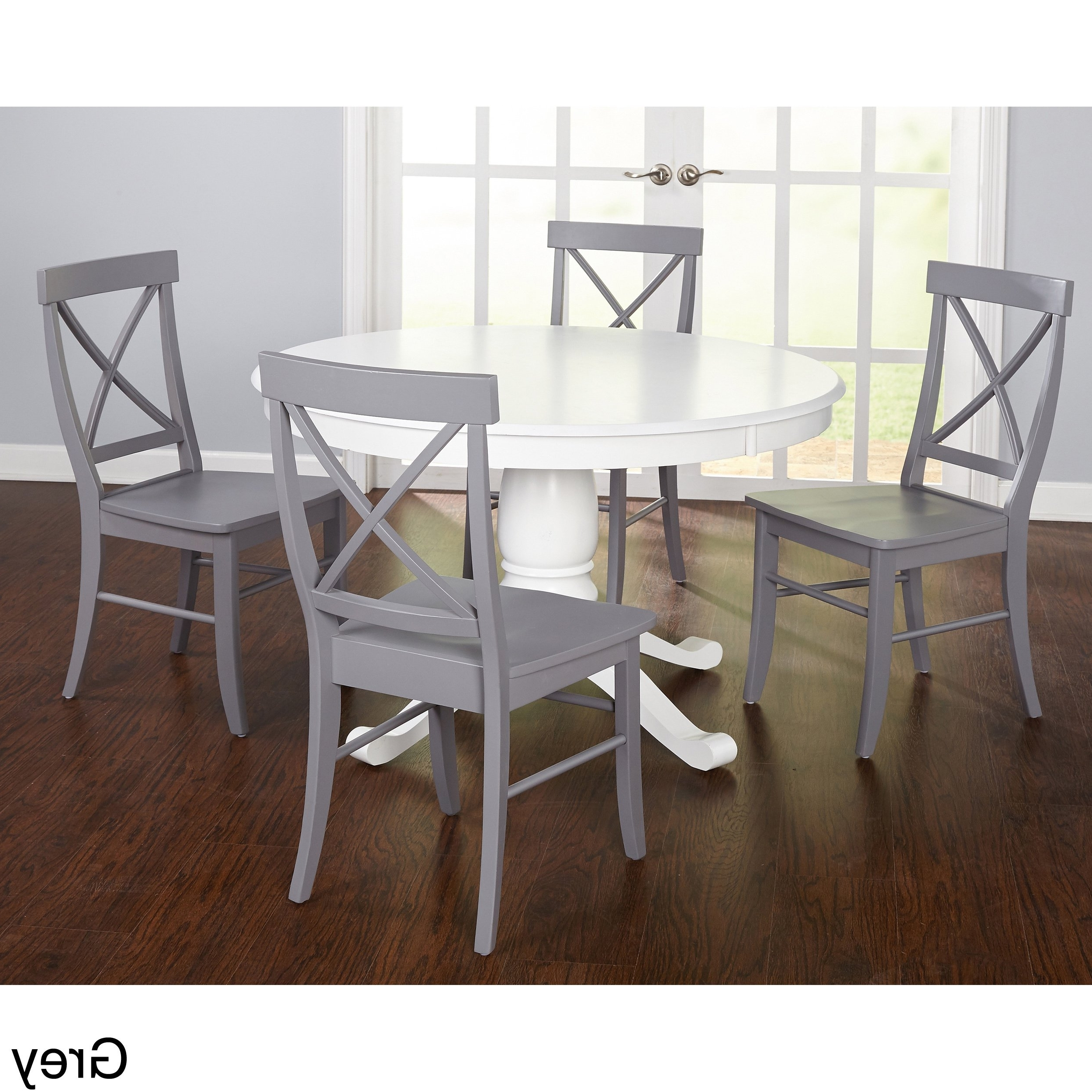 Fashionable Shop Simple Living 5 Piece Dawson Dining Set – Free Shipping Today Throughout Dawson Dining Tables (View 20 of 25)