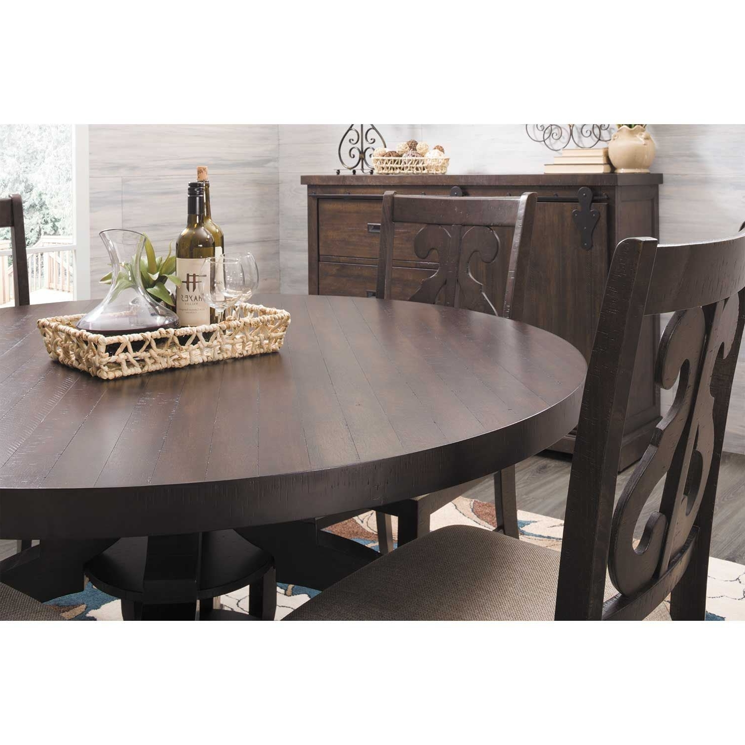 Fashionable Stone Round Dining Table (View 21 of 25)