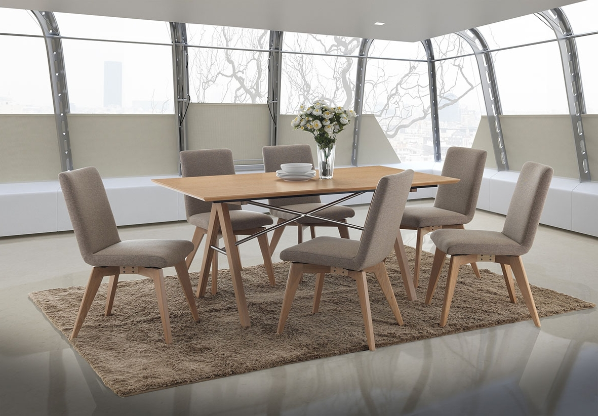Fashionable Vienna Dining Tables Pertaining To Vienna Dining Table : Instyle Living (View 3 of 25)