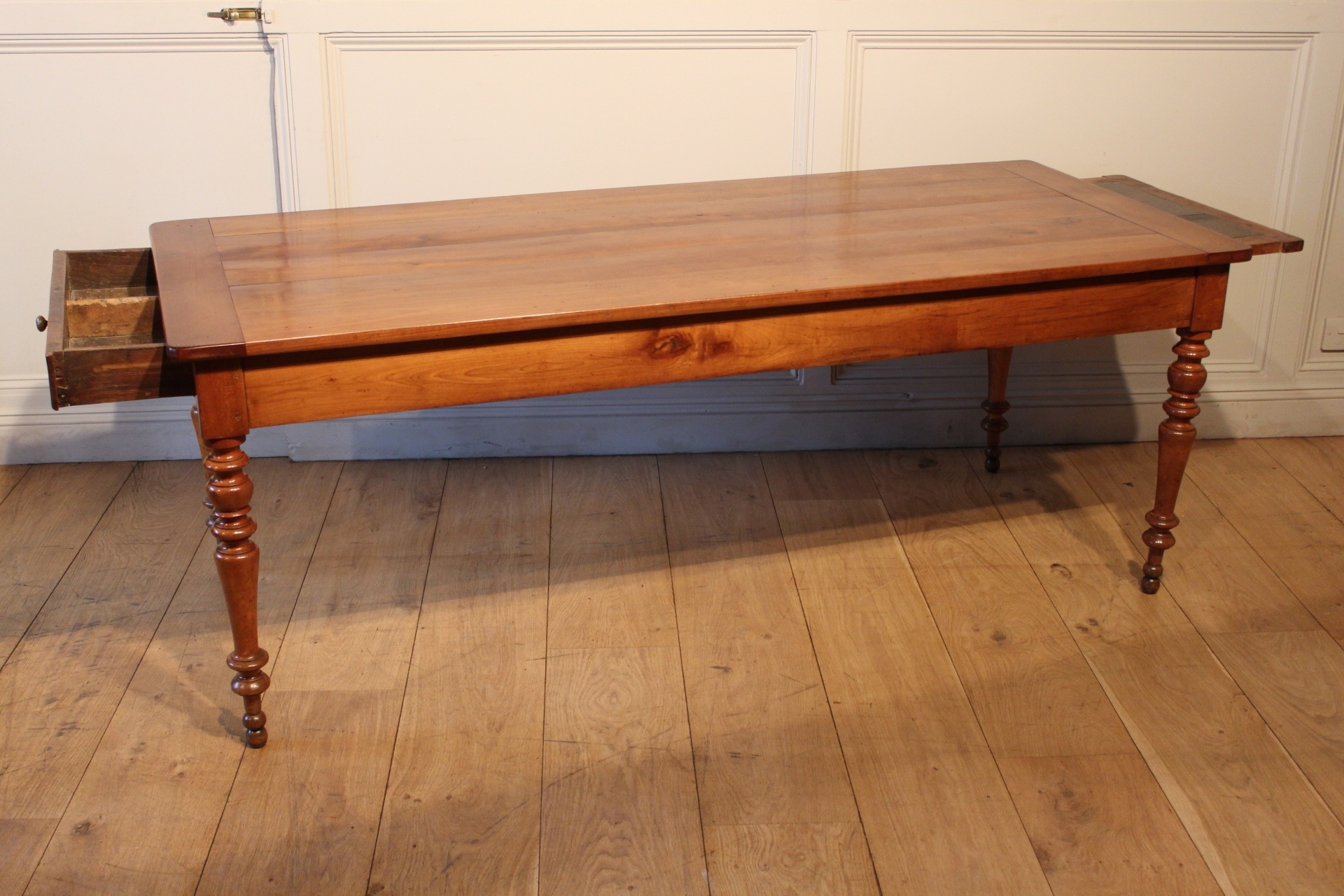 Favorite Antique Dining Tables Uk – Extended Dining Table – Pedestal Dining Inside French Extending Dining Tables (View 16 of 25)