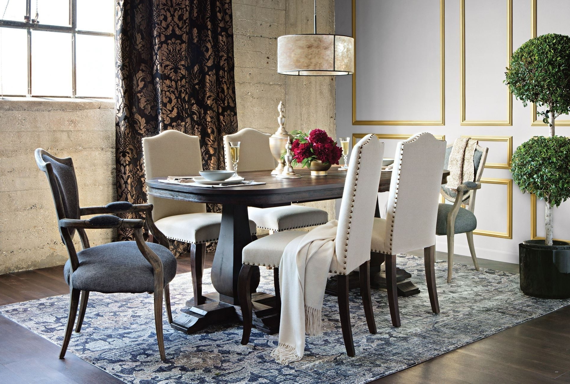 Featured Photo of Combs Extension Dining Tables