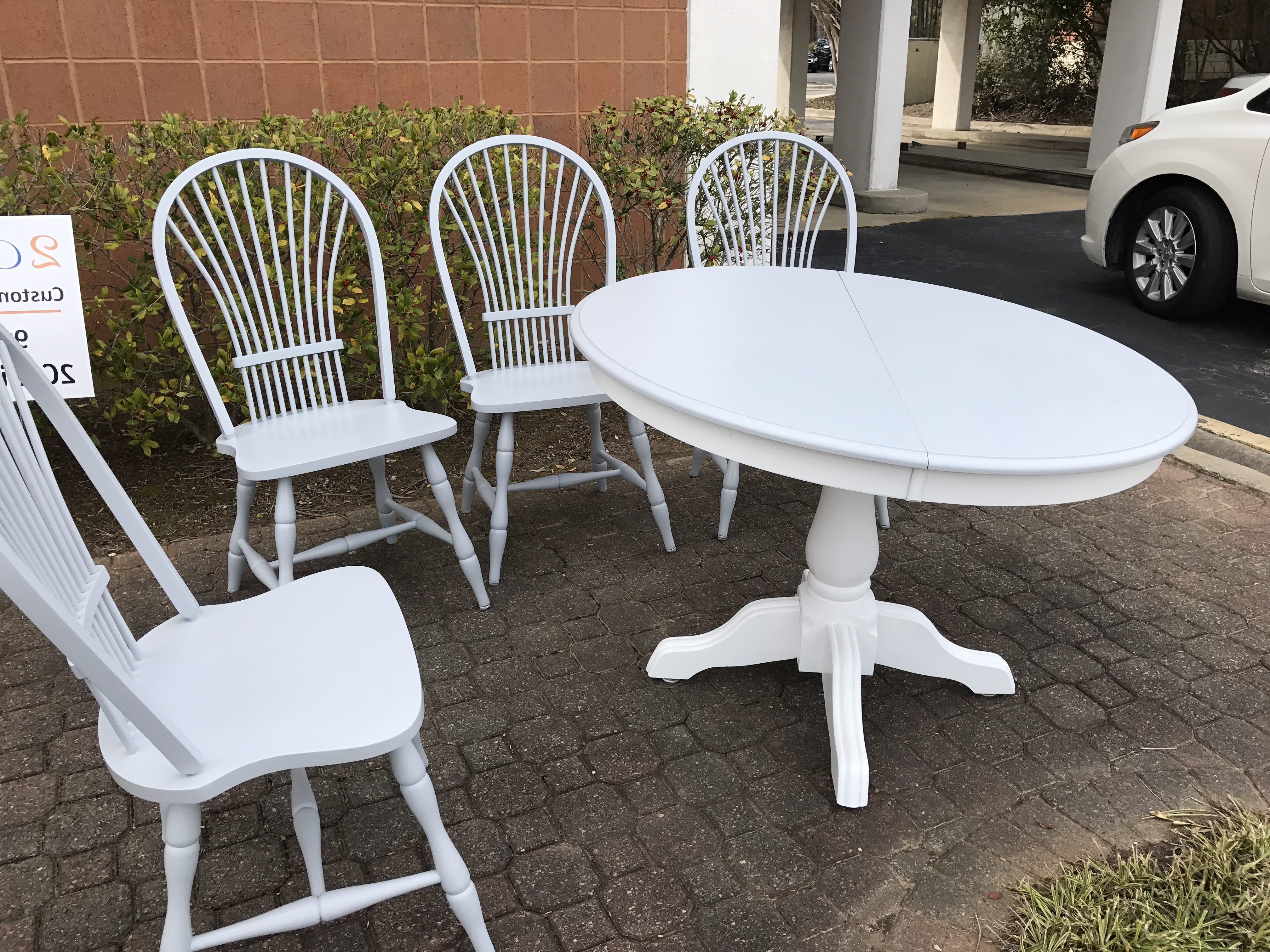 Favorite Country Dining Set – Fresh Vintage Nc With Regard To Kirsten 5 Piece Dining Sets (View 6 of 25)