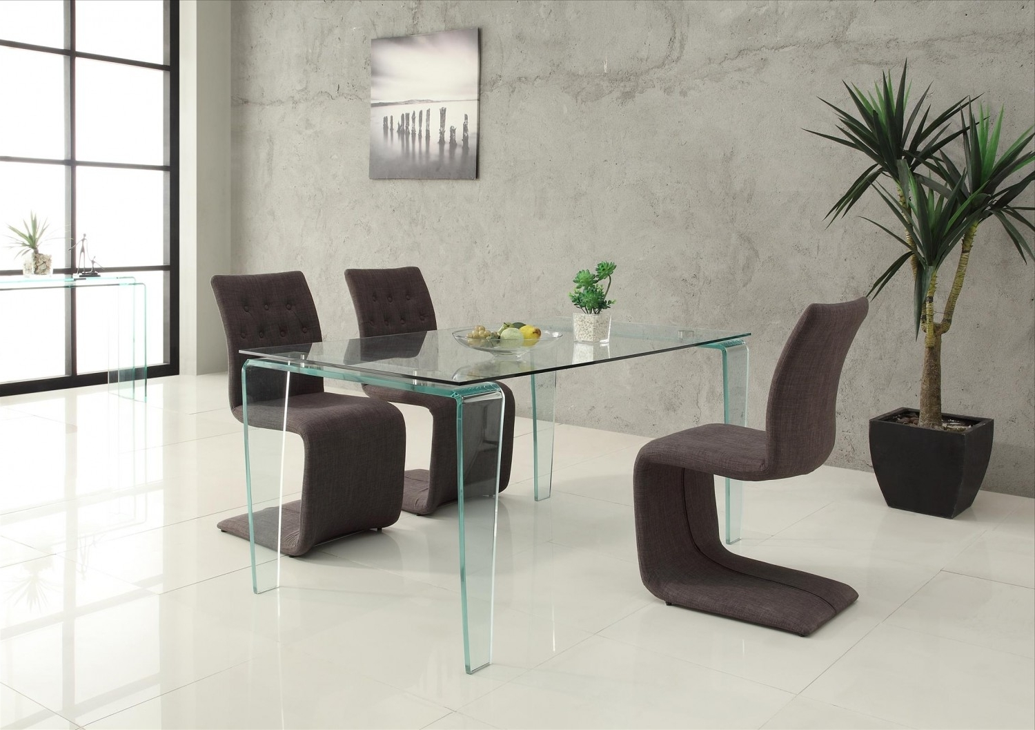 Favorite Crystal Dining Table (View 2 of 25)