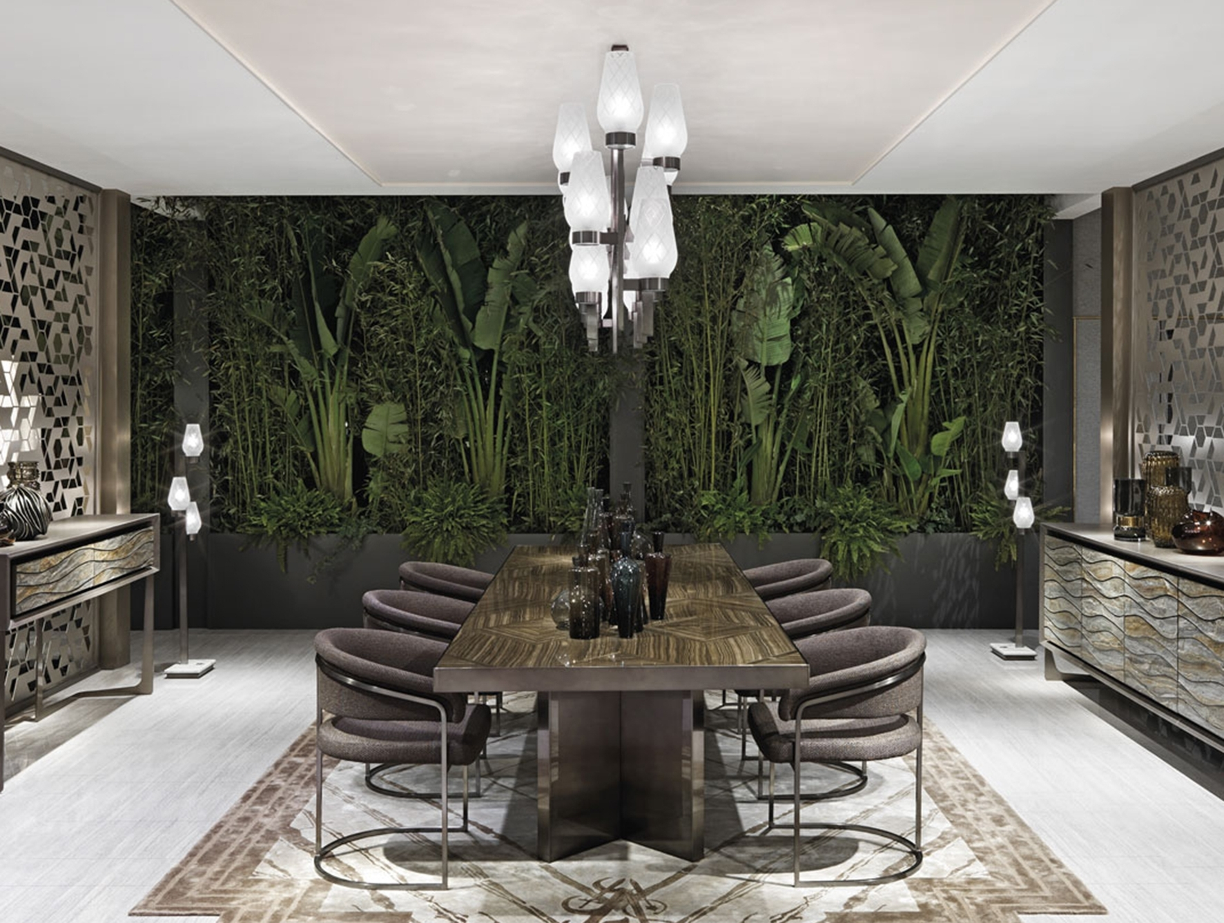 Favorite Designer Italian Dining Tables & Luxury High End Dining Tables In Italian Dining Tables (View 9 of 25)