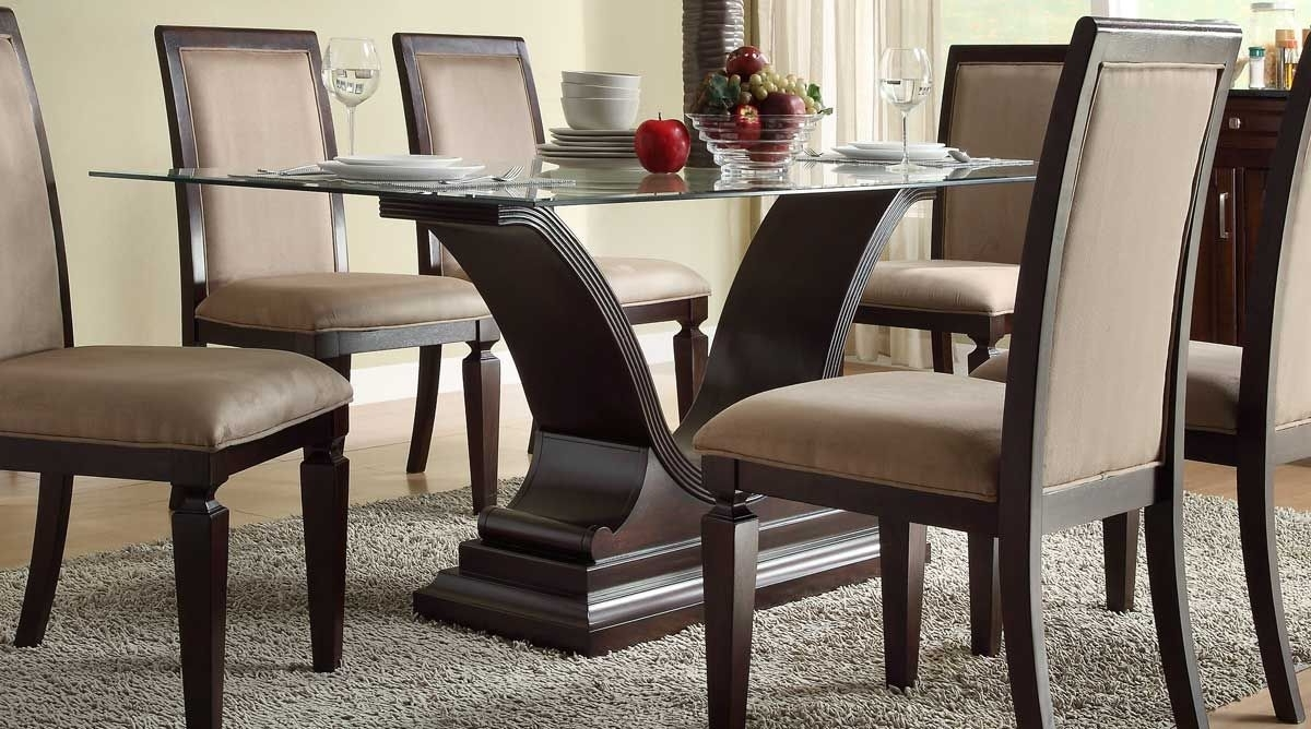 Favorite Elegant Dining Room Furniture For Sale (View 7 of 25)