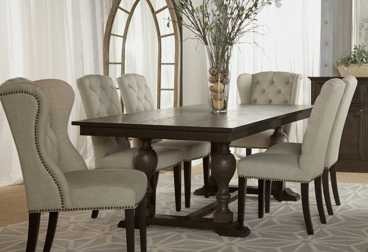 Favorite Hyland Dining Room Table And Chairs (Set Of 5) • Table Setting Design In Hyland 5 Piece Counter Sets With Bench (View 4 of 25)