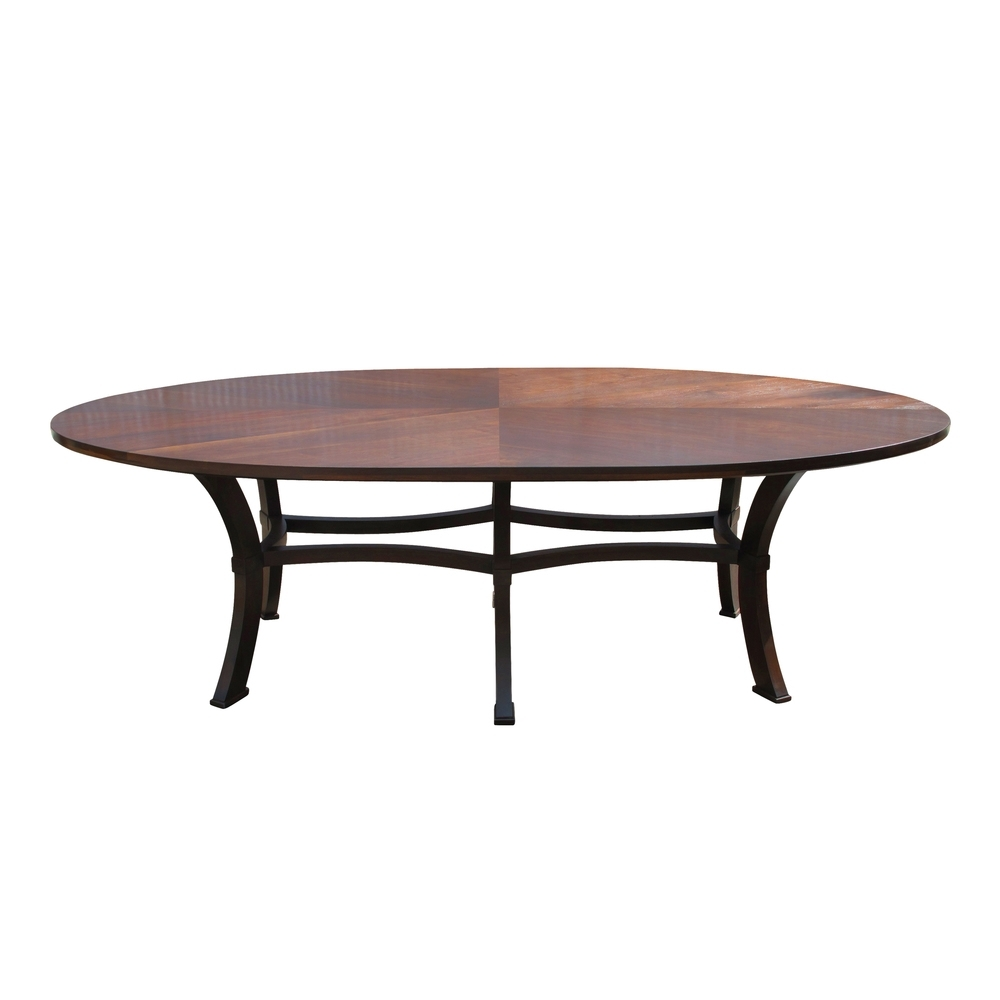 Favorite Large Tables — Seventh & 7Th Designs Regarding Logan 6 Piece Dining Sets (View 22 of 25)