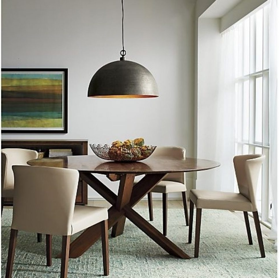 Favorite Lighting For Dining Tables Inside  (View 12 of 25)