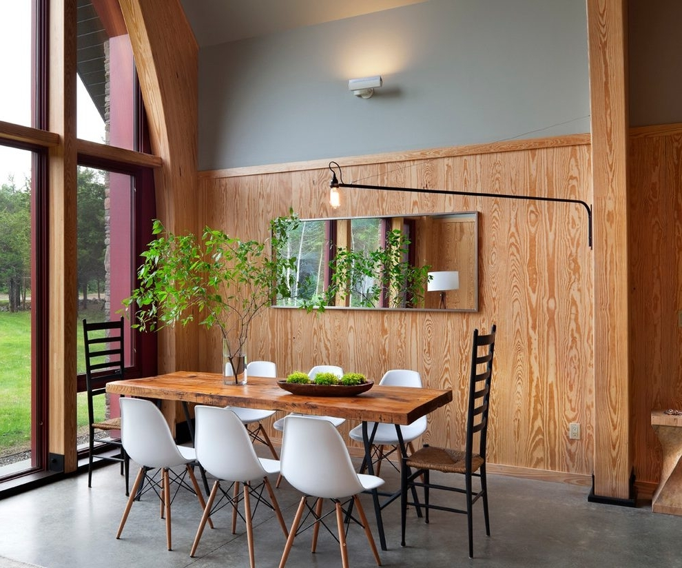 Favorite Lighting For Dining Tables With Regard To How To Rock Your Dining Room Lighting Without Chandeliers – Dining (View 13 of 25)