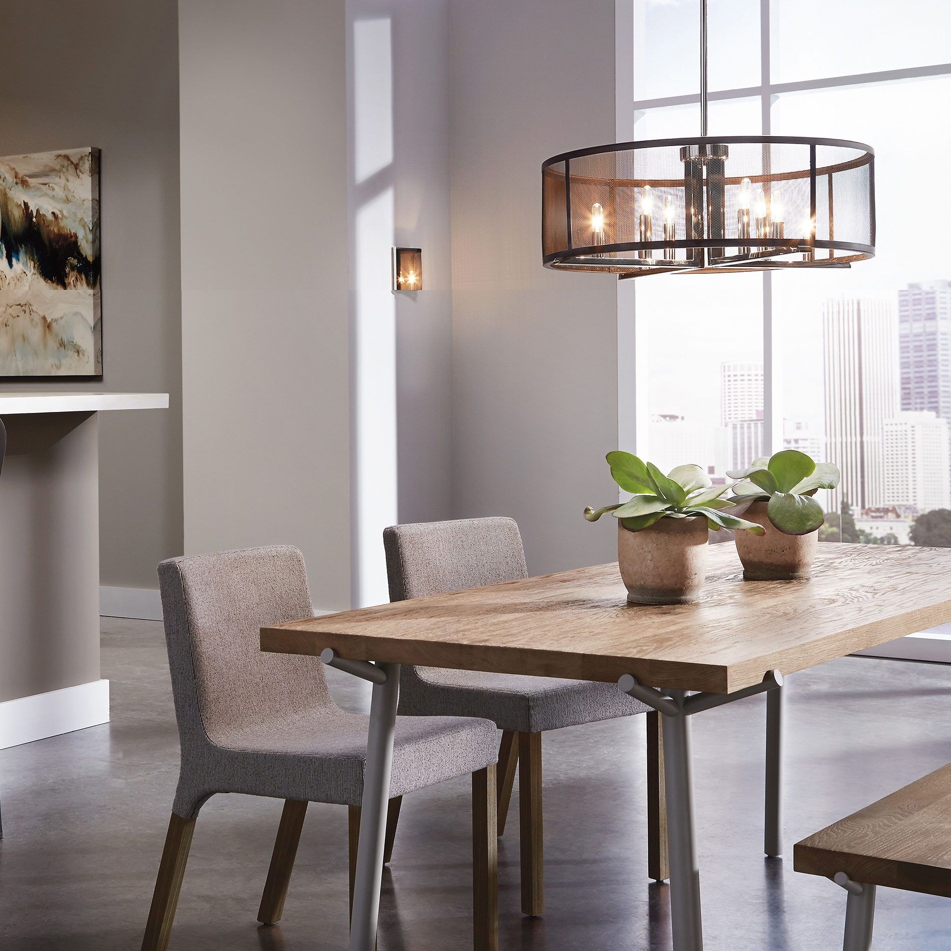 Favorite Lights Over Dining Tables Intended For Image 9064 From Post: Kitchen Table Lighting – With Cool Dining Room (View 13 of 25)