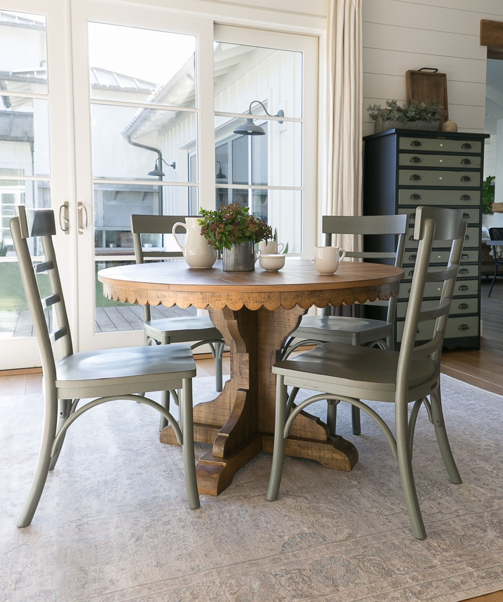 Favorite Magnolia Home Top Tier Round Dining Tables For Magnolia Home Top Tier Round Dining Tablejoanna Gaines (View 5 of 25)