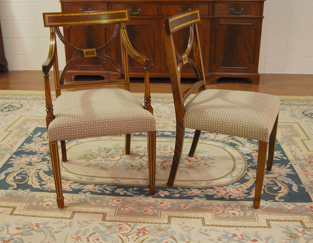 Favorite Mahogany Dining Chairs Cross Back Dining Room Chair Ebay Space Within Ebay Dining Chairs (View 13 of 25)