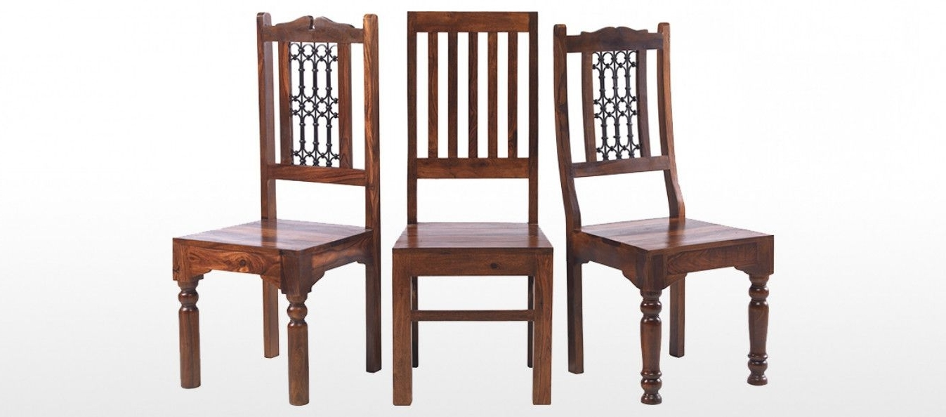 Favorite Sheesham Dining Chairs Inside 2018 Sheesham Wood Dining Chairs – Elite Modern Furniture Check More (View 9 of 25)