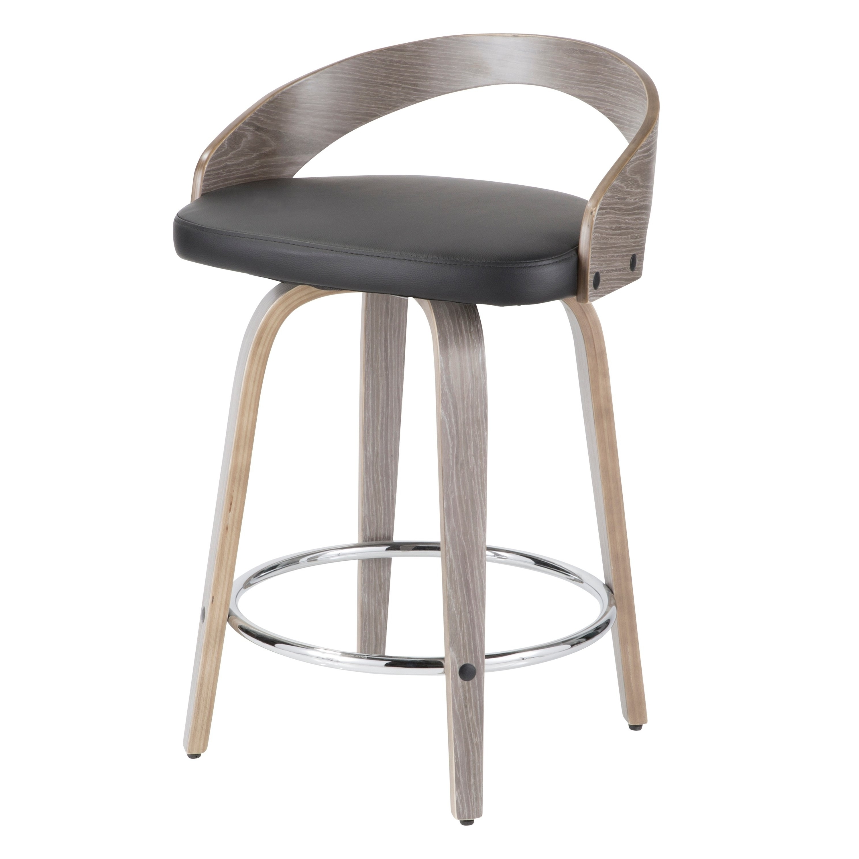 Favorite Shop Palm Canyon Valencia Mid Century Modern Counter Stool – On Sale Throughout Valencia 5 Piece Counter Sets With Counterstool (View 13 of 25)