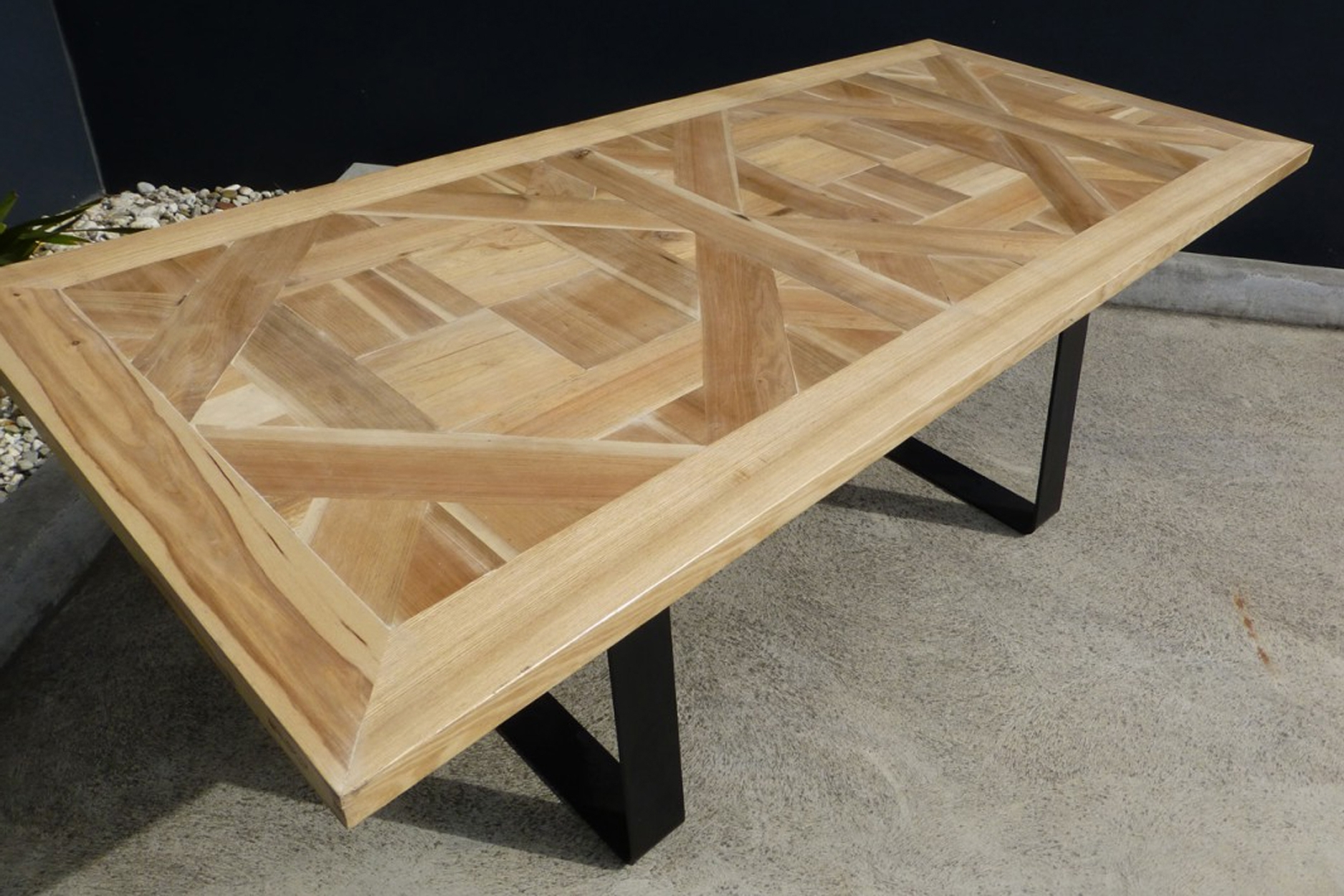 Finest Parquet Dining Table &th93 – Roccommunity Within Well Known Parquet Dining Tables (View 22 of 25)