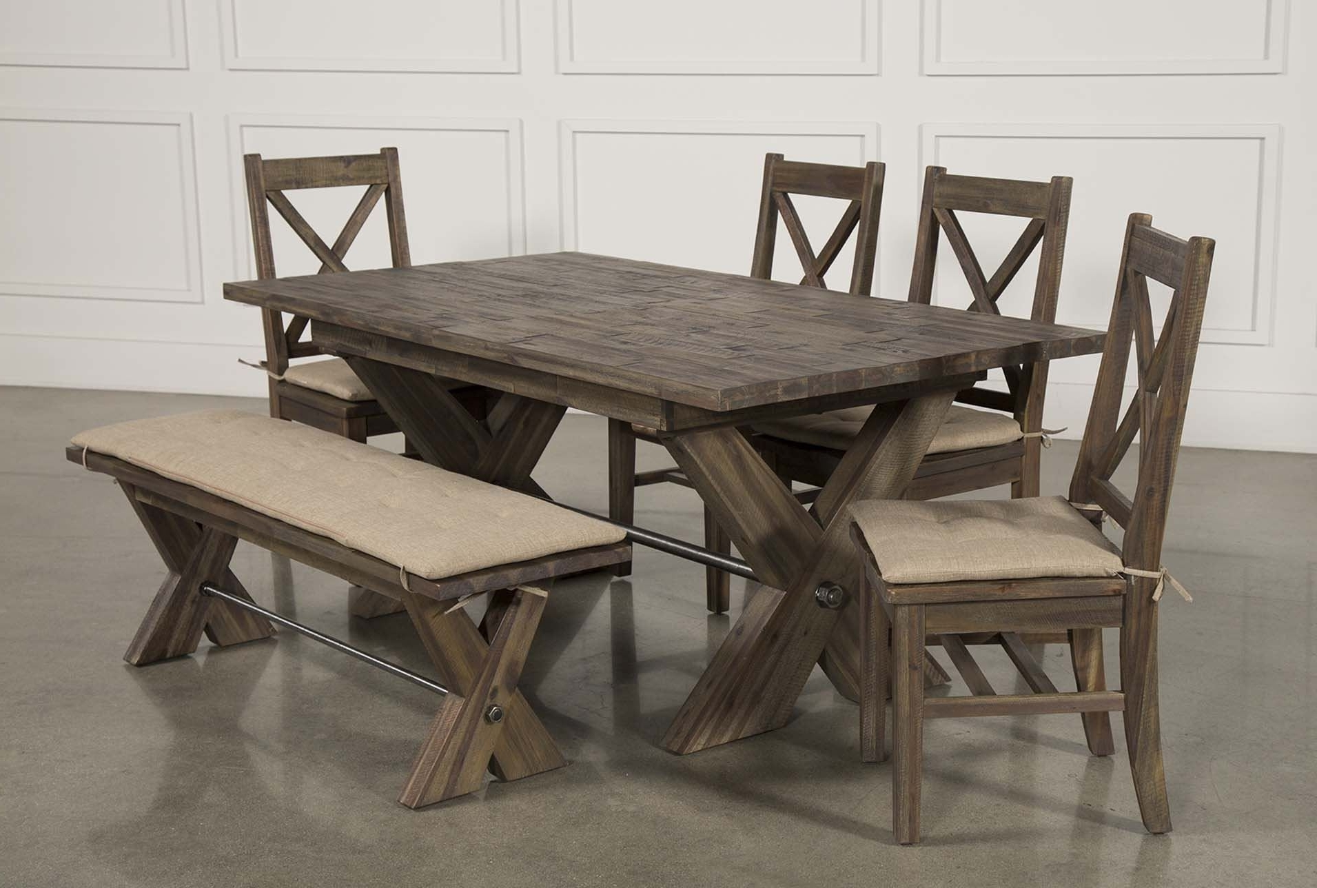 Featured Photo of Mallard 6 Piece Extension Dining Sets