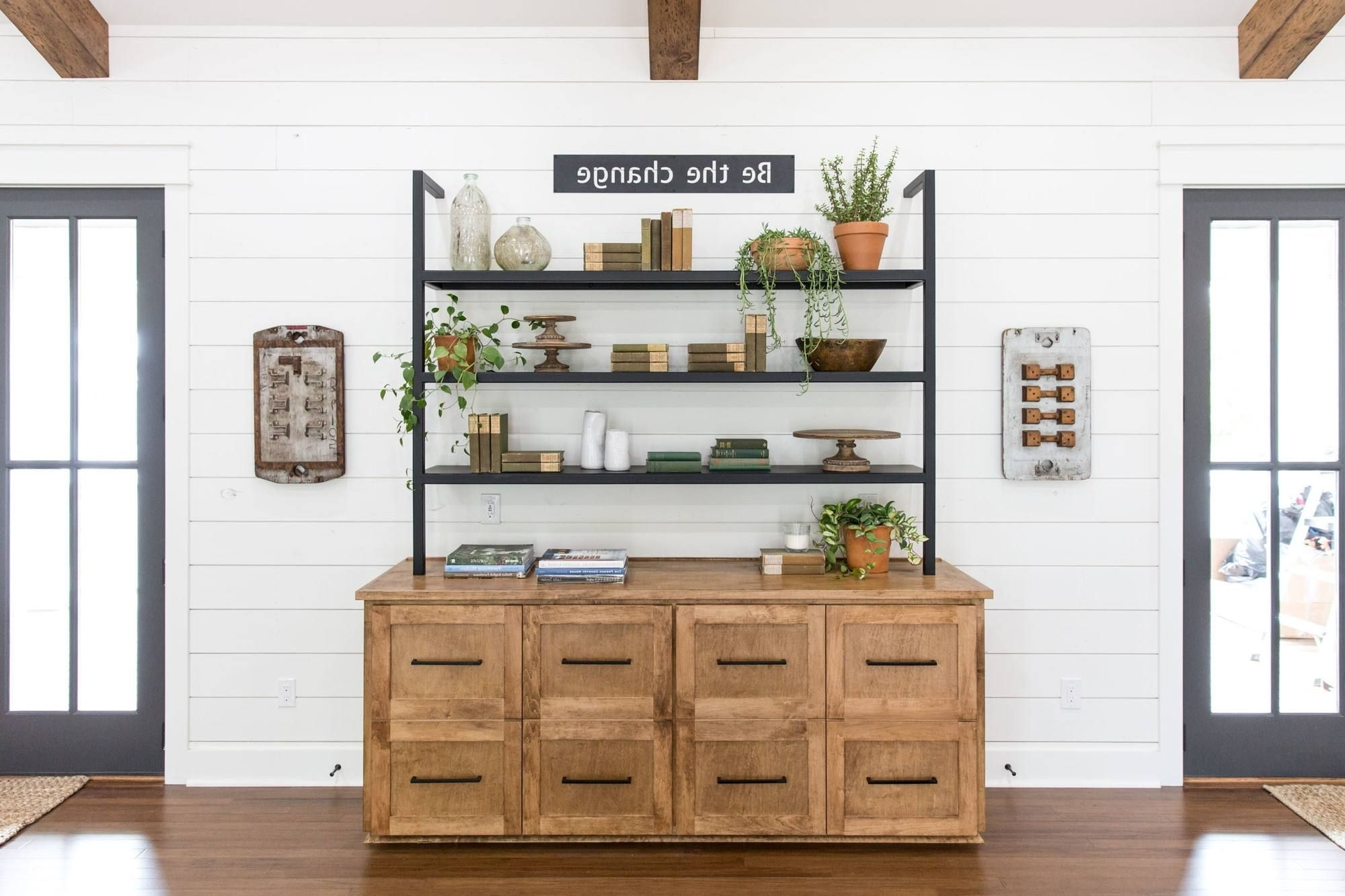 Fixer Upper Throughout Magnolia Home Prairie Dining Tables (View 6 of 25)