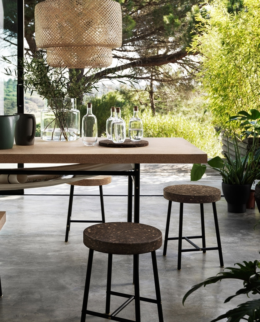 For The Love Of Cork – Ikea® 2015 For Best And Newest Cork Dining Tables (View 15 of 25)