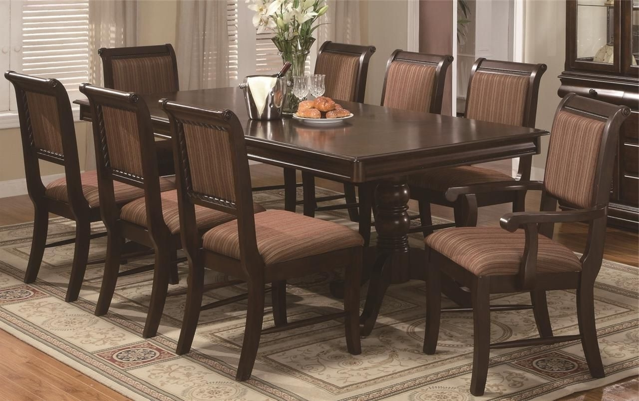 Formal Dining Room Sets 8 Chairs (View 11 of 25)