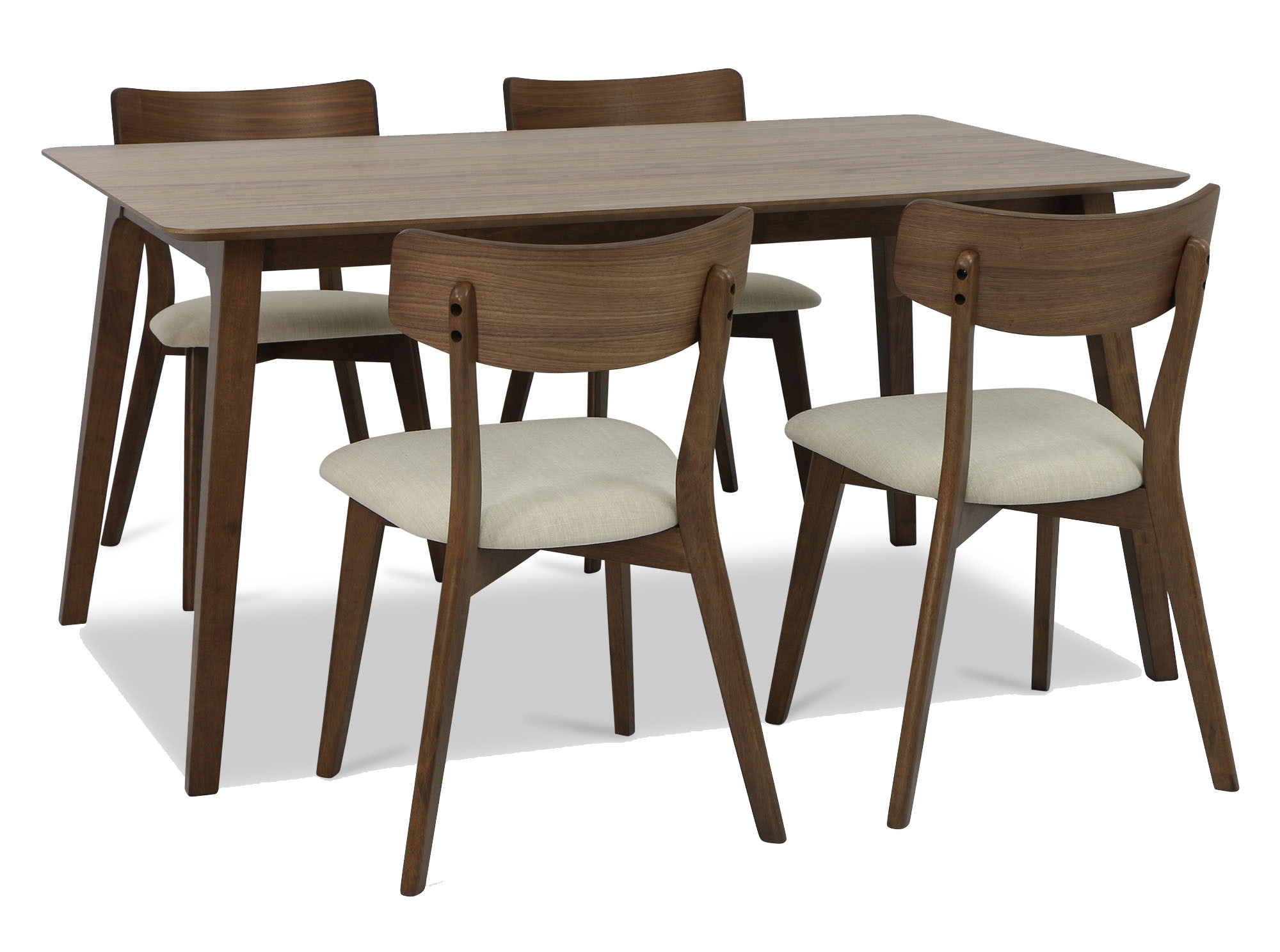 Fortytwo For Dining Table Sets With 6 Chairs (View 15 of 25)