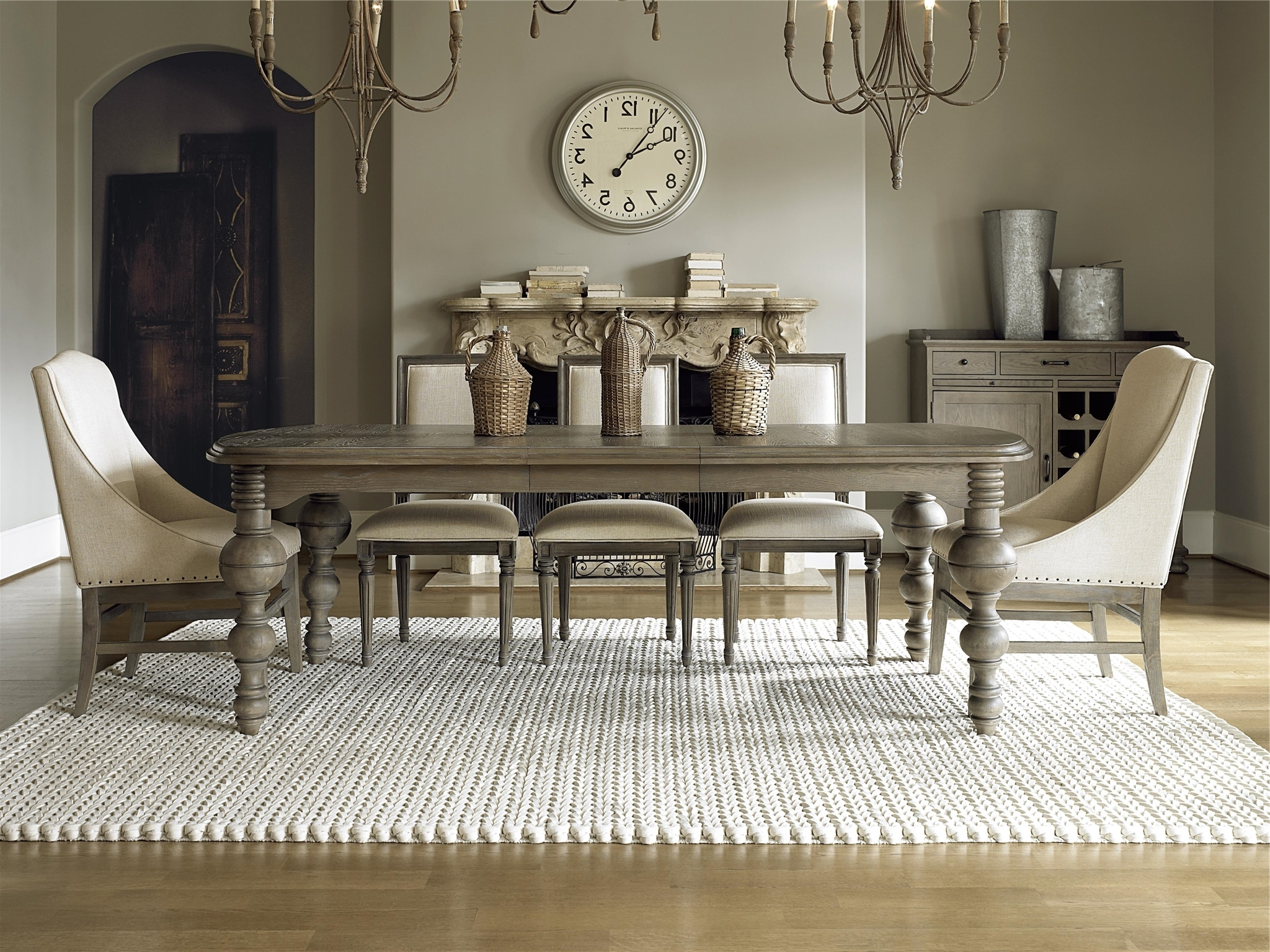 French Country Dining Tables With Regard To Most Recently Released Awasome French Country Dining Table – Layjao (View 13 of 25)