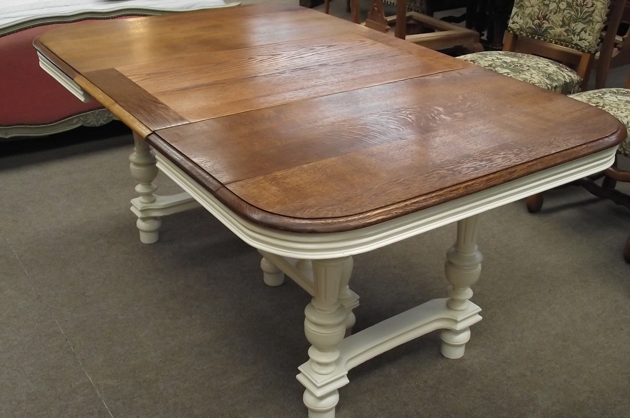 French Extending Dining Tables With Regard To Most Recent French Antique Tables, Extending Tables – Le Grenier Tables (View 7 of 25)