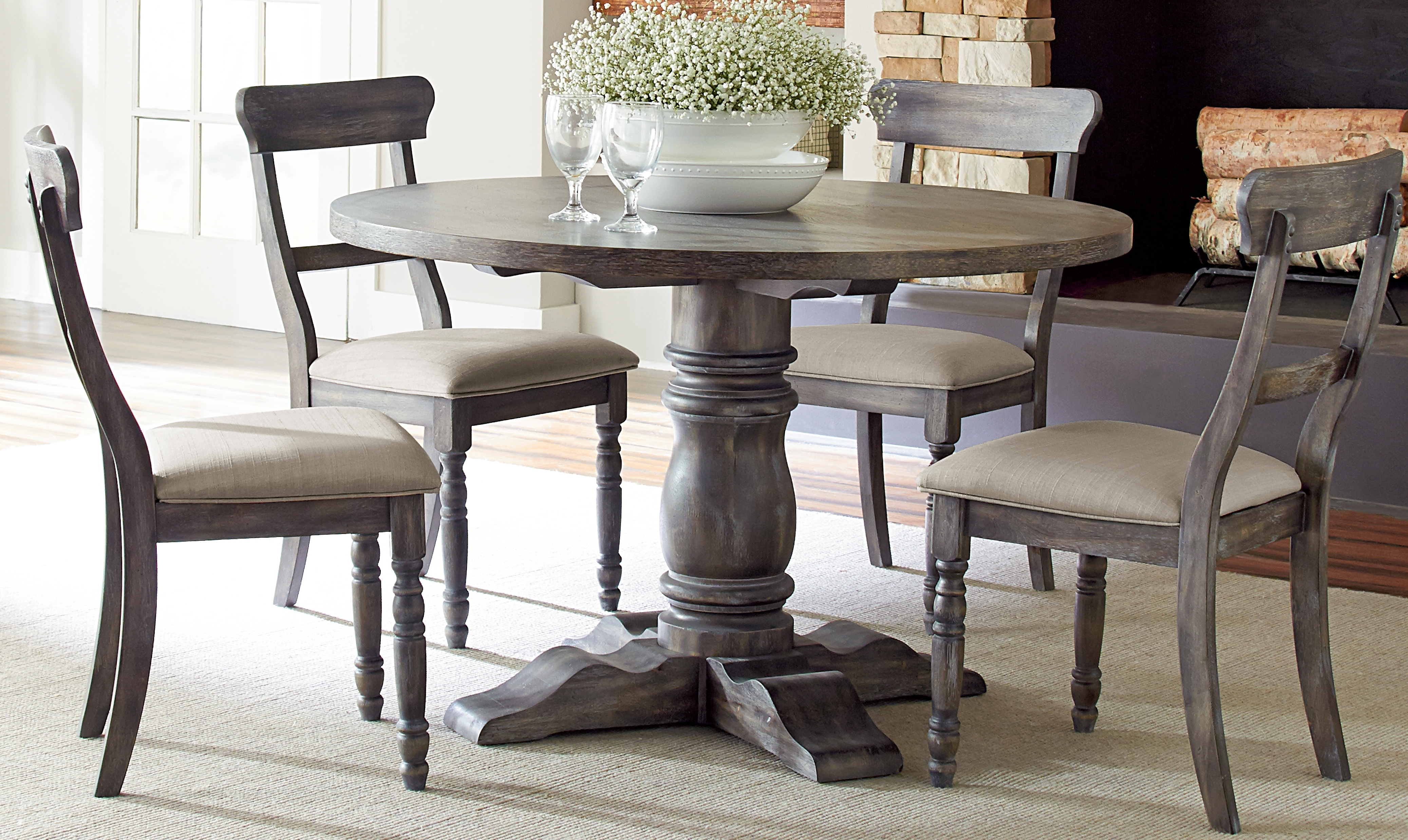 Furniture Store, Augusta, Savannah, Charleston With Most Current Market 6 Piece Dining Sets With Side Chairs (View 11 of 25)
