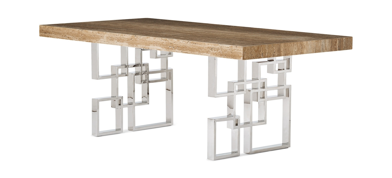 Gabberts In Most Popular Stone Dining Tables (View 17 of 25)