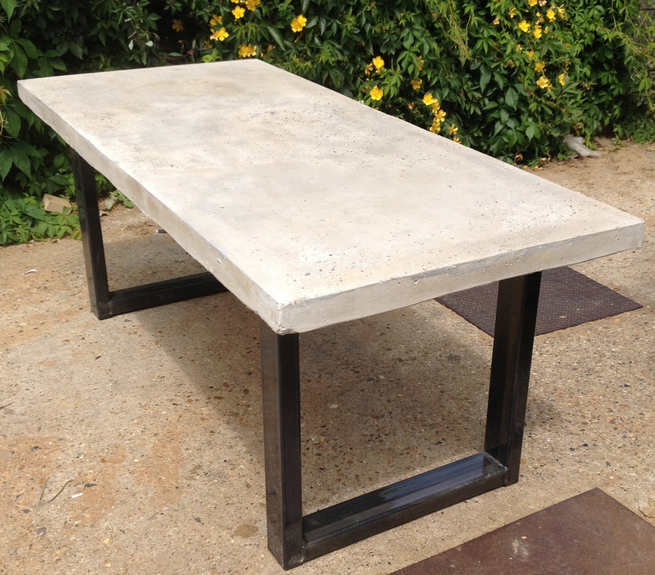 Garden Dining Tables Pertaining To Most Popular Garden Dining Tables – Theradmommy (View 22 of 25)
