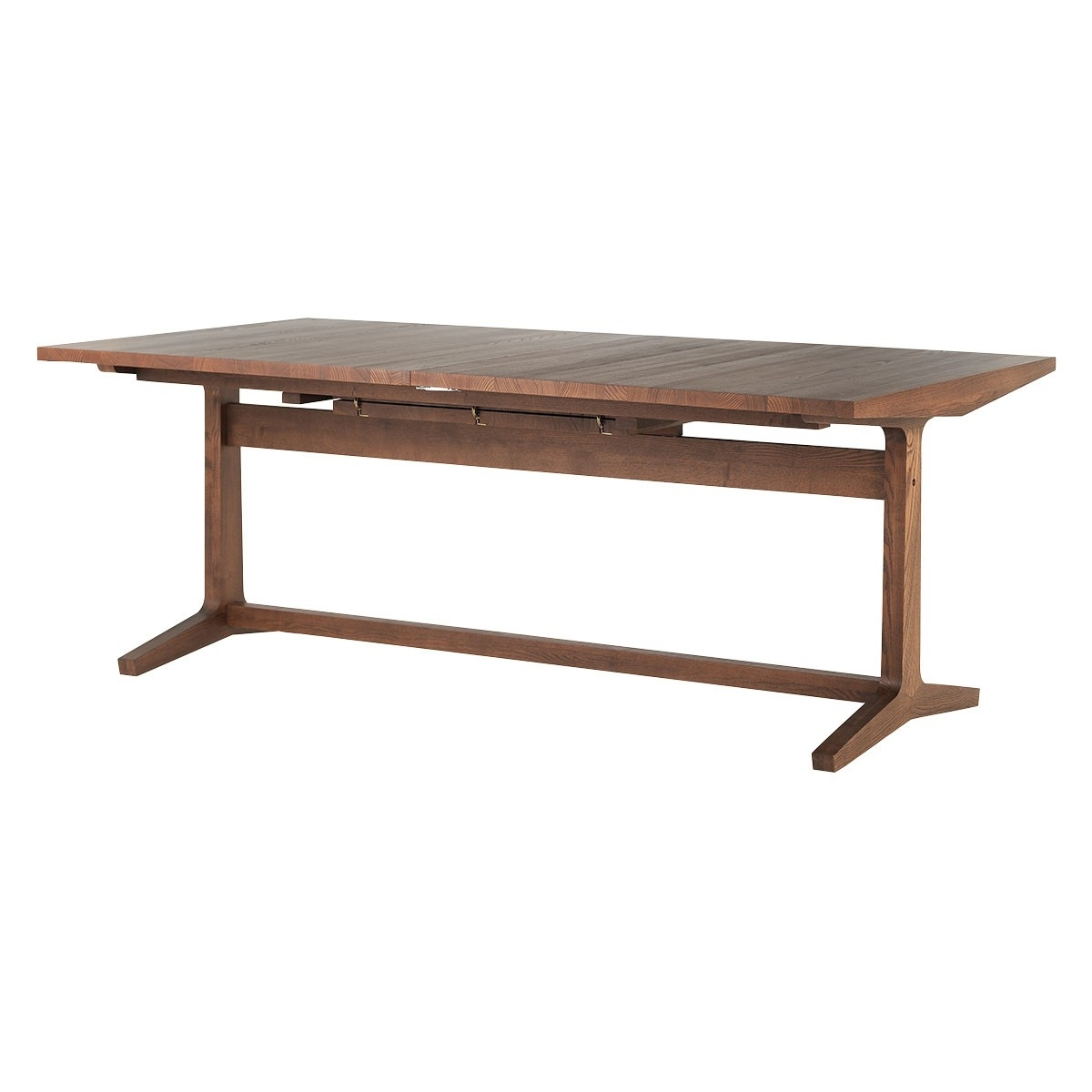 Glass Dining Tables & Kitchen Tables For Amos Extension Dining Tables (View 16 of 25)