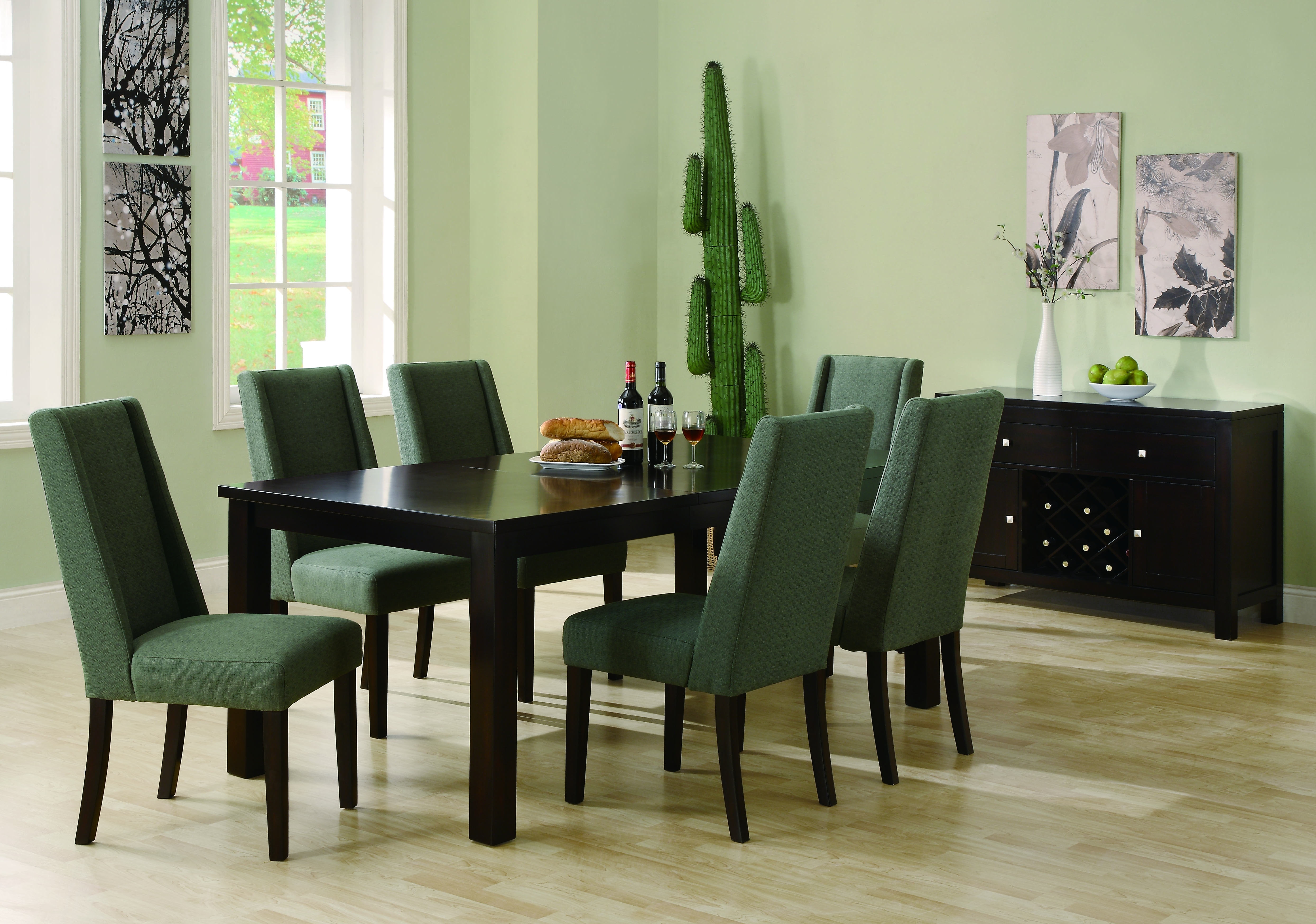 Green Dining Tables Within Fashionable Green Dining Table And Chairs Stocktonandco Industrial Style Dining (View 12 of 25)