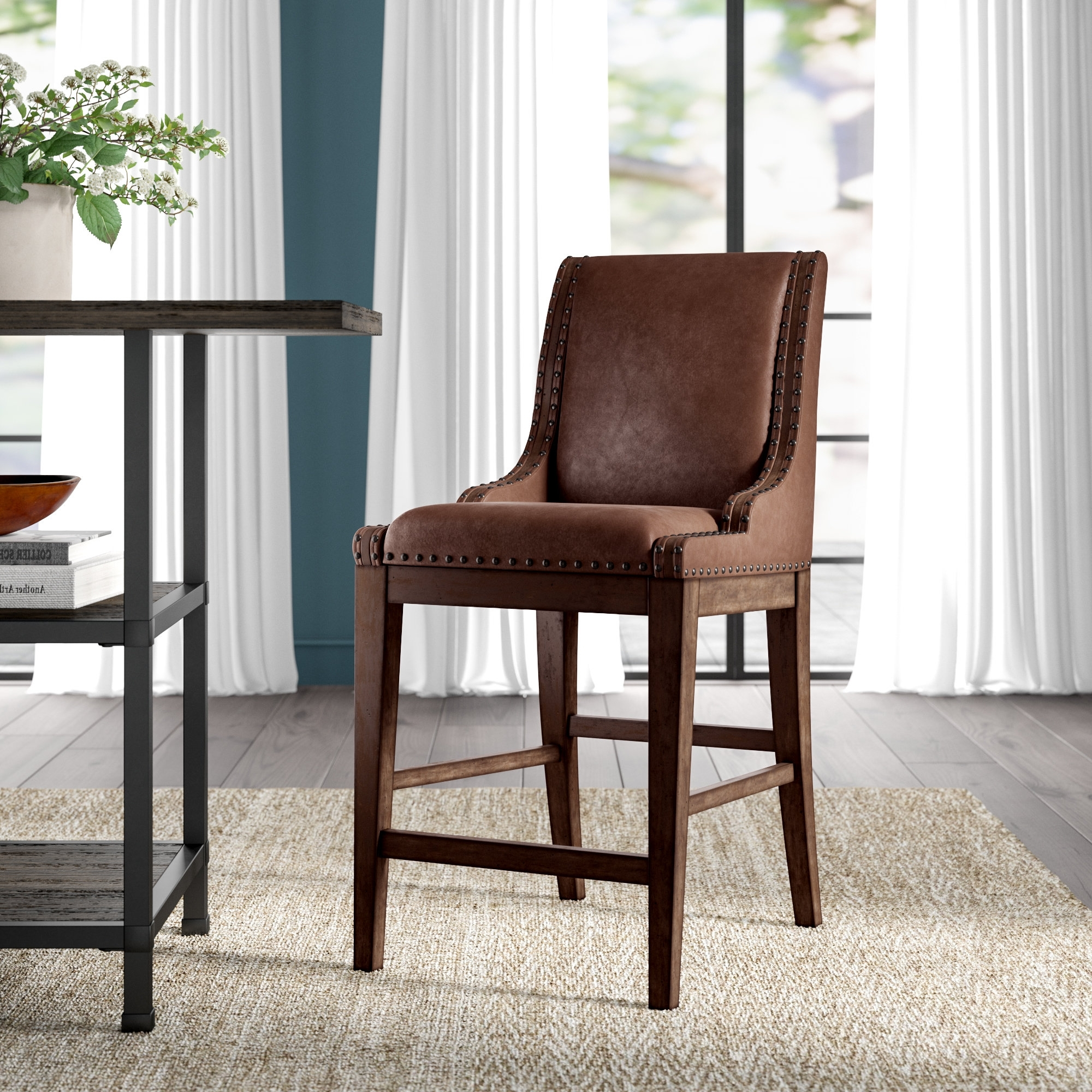 Greyleigh Cairo Upholstered Dining Chair (Gallery 22 of 25)