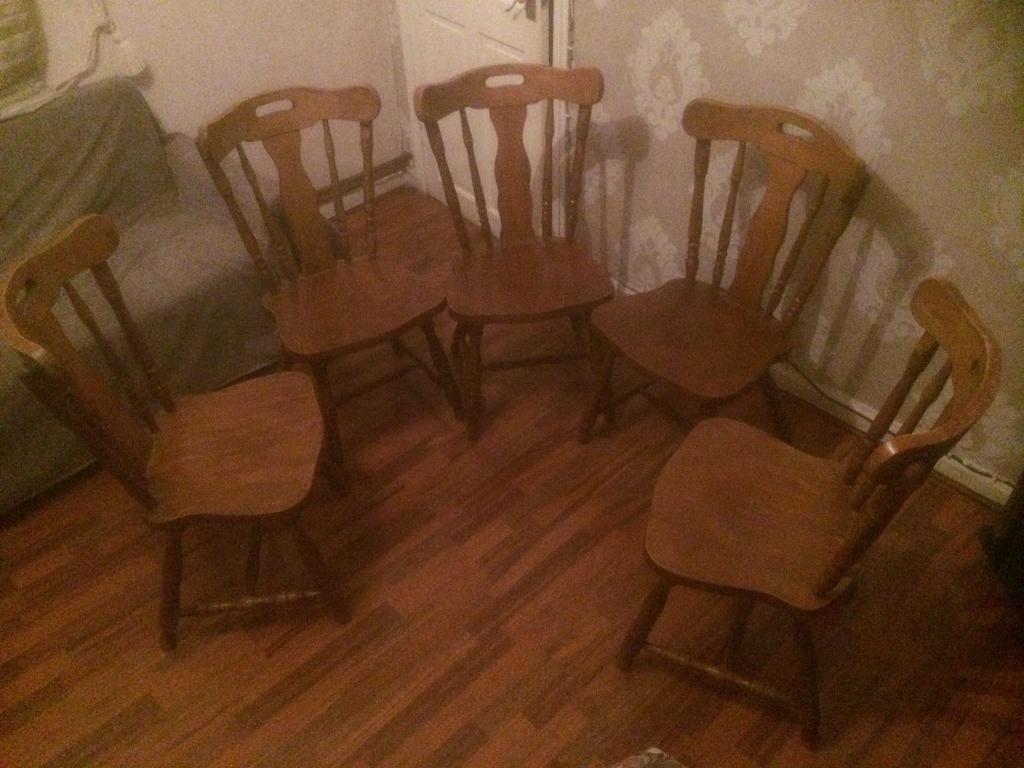 Gumtree Intended For Alcora Dining Chairs (Gallery 25 of 25)