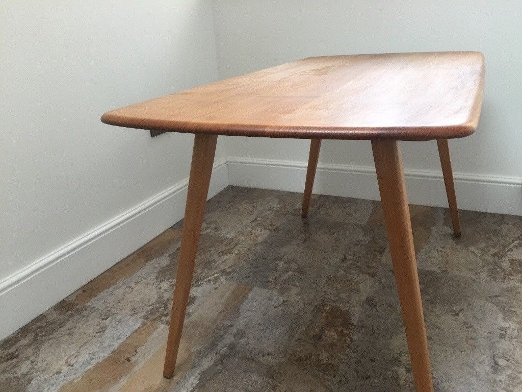 Gumtree pertaining to Well known Retro Dining Tables